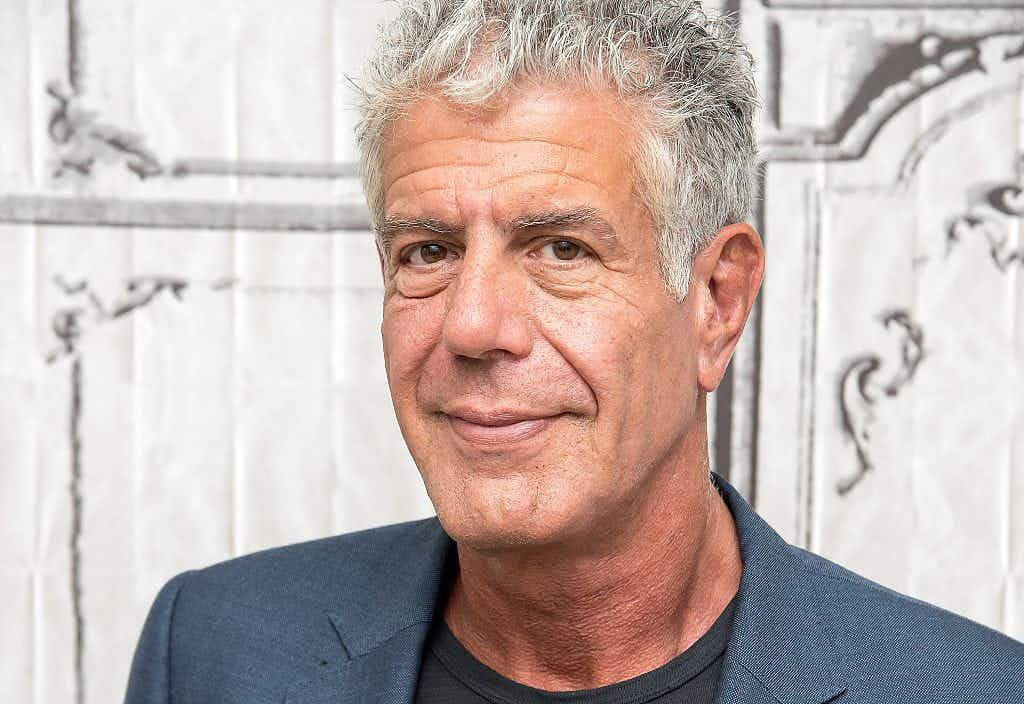 An Anthony Bourdain food trail could be coming to New Jersey