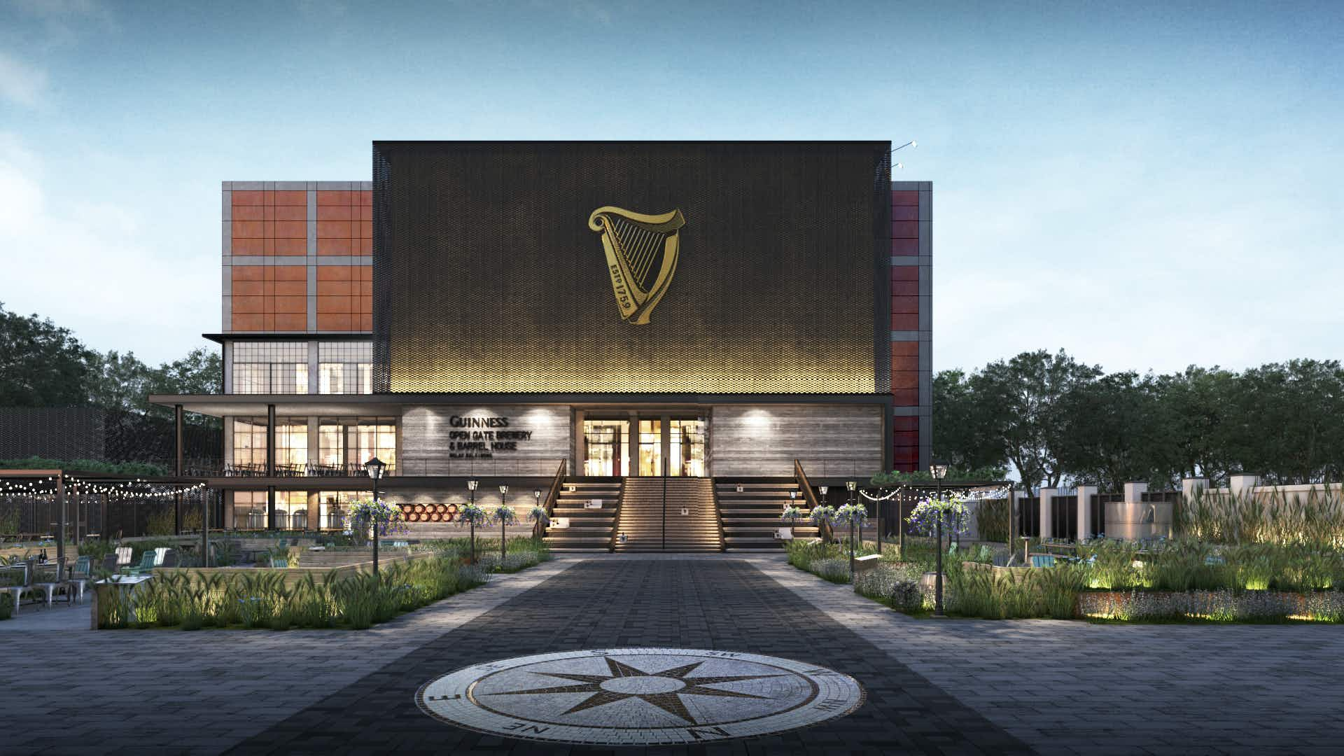 Guinness is bringing its most experimental beers to its new Baltimore brewery this summer