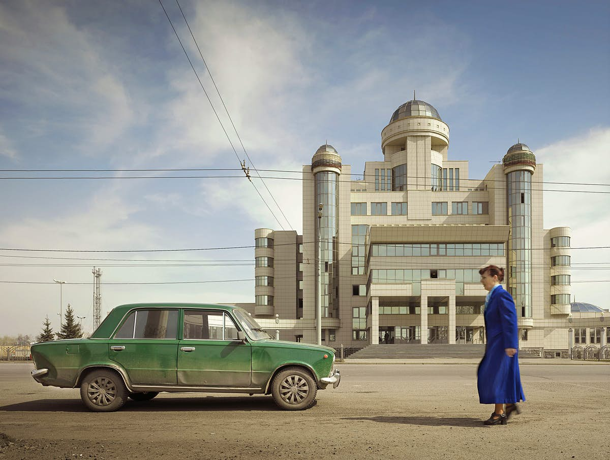 Unique post-Soviet architecture photographed throughout the years - Lonely Planet