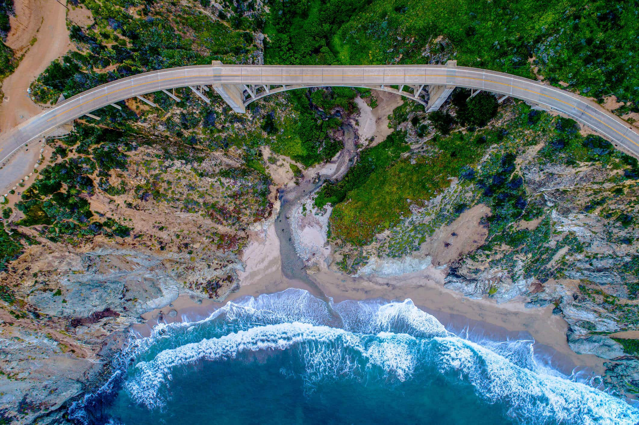 Big Sur's coastal highway to reopen two months early in July