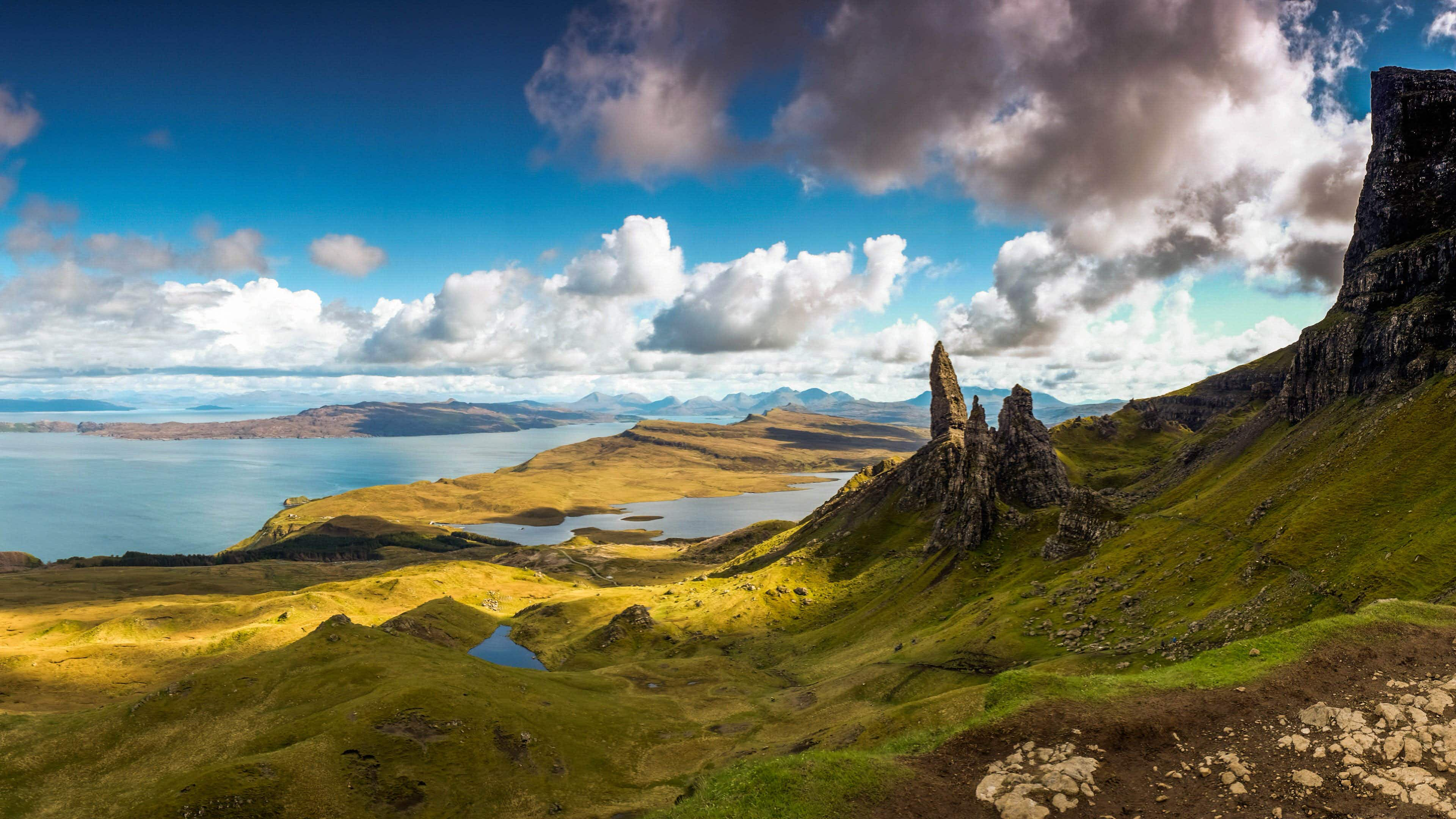 Would you visit all of Scotland's 93 inhabited islands?