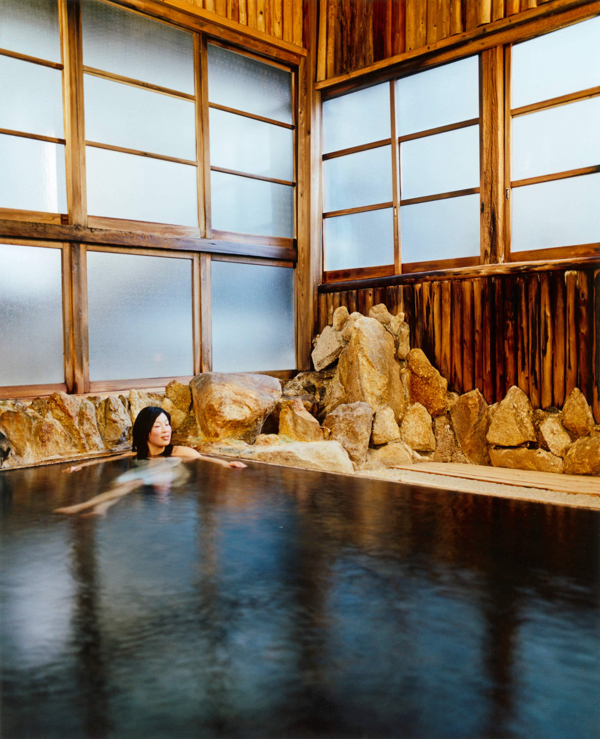 A new website helps travellers find tattoo-friendly hot springs in Japan