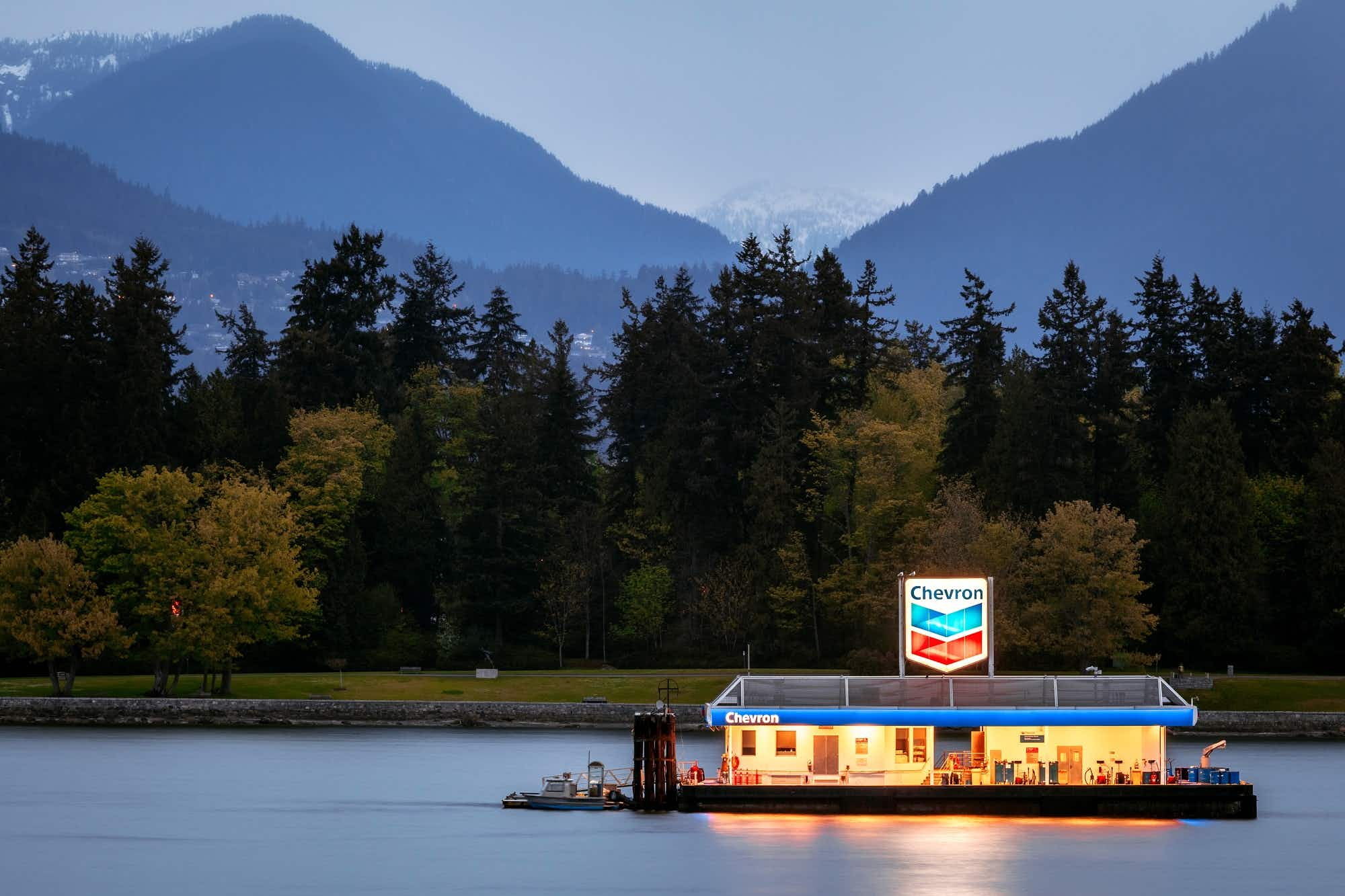 Why these quirky gas stations could make your road trip more interesting