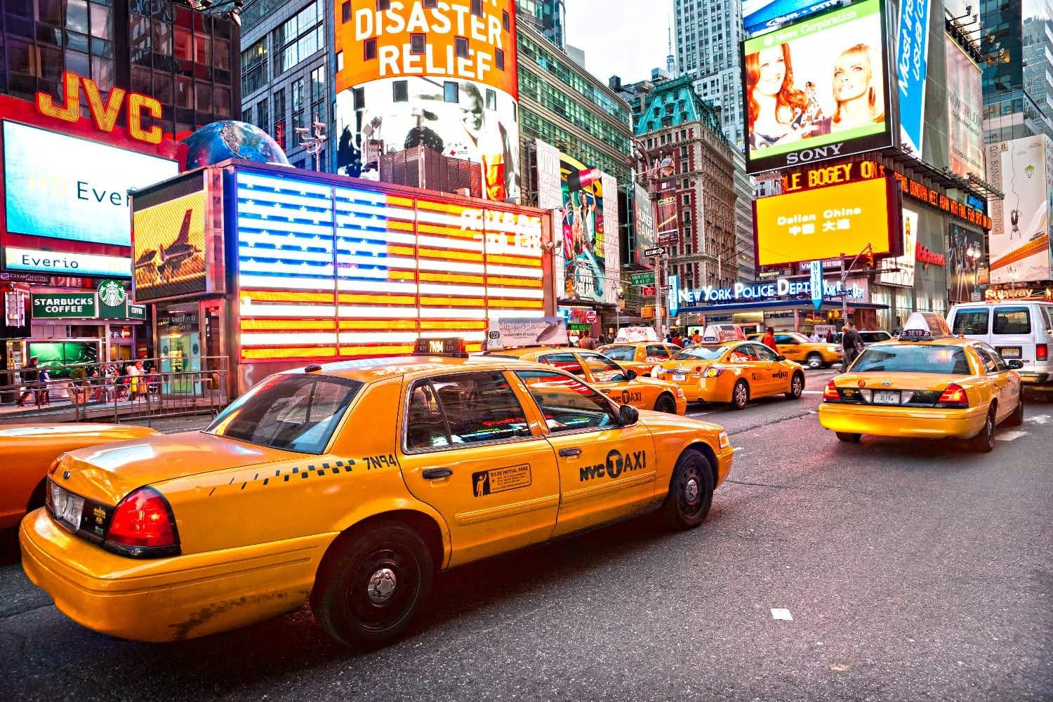 Taxi! The top 10 countries where it's cheapest to hail a ride