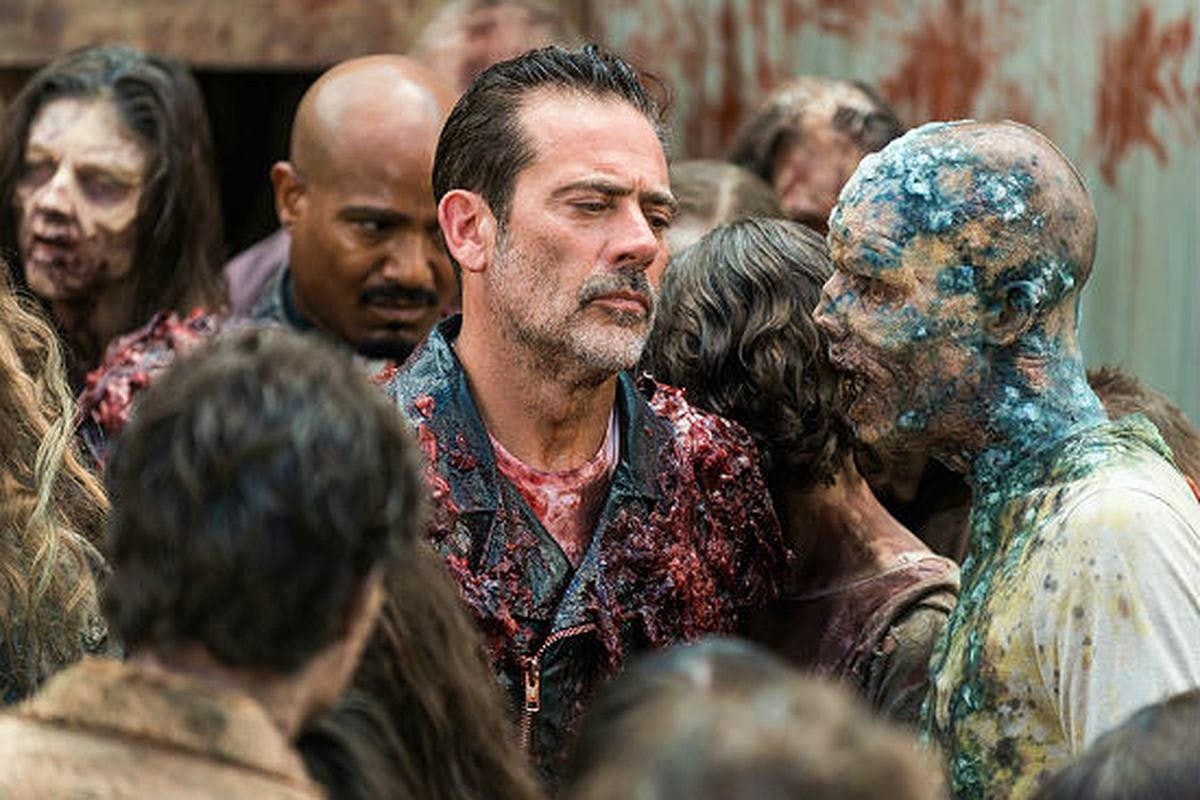 Walking Dead Cruise 2020.Are You Feeling Brave Enough To Set Sail On A Four Day