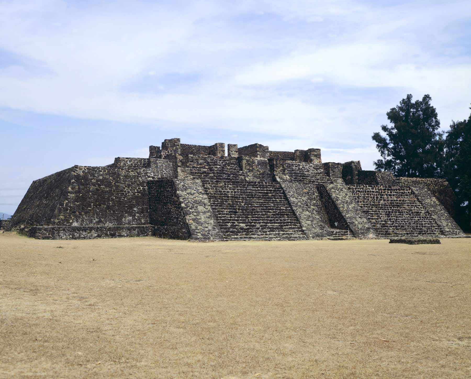 An Aztec temple has been discovered hiding under a pyramid for 800 years