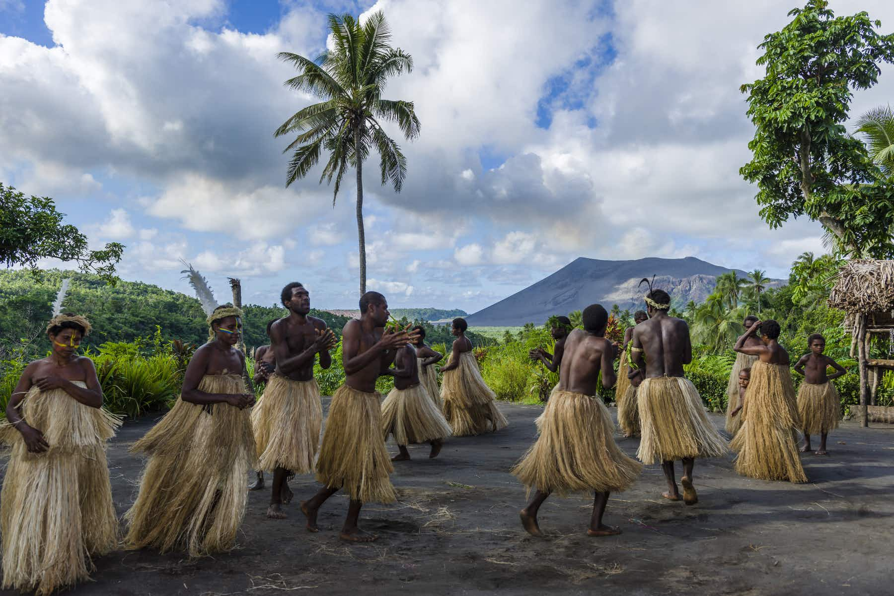 The traditional Toka festival is the highlight of this new Vanuatu tour