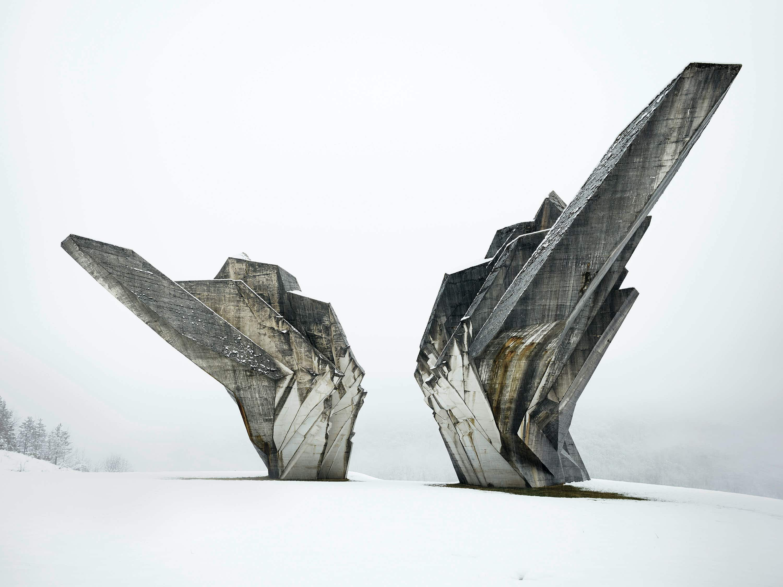 Journey through socialist Yugoslav architecture at moMA's latest exhibition