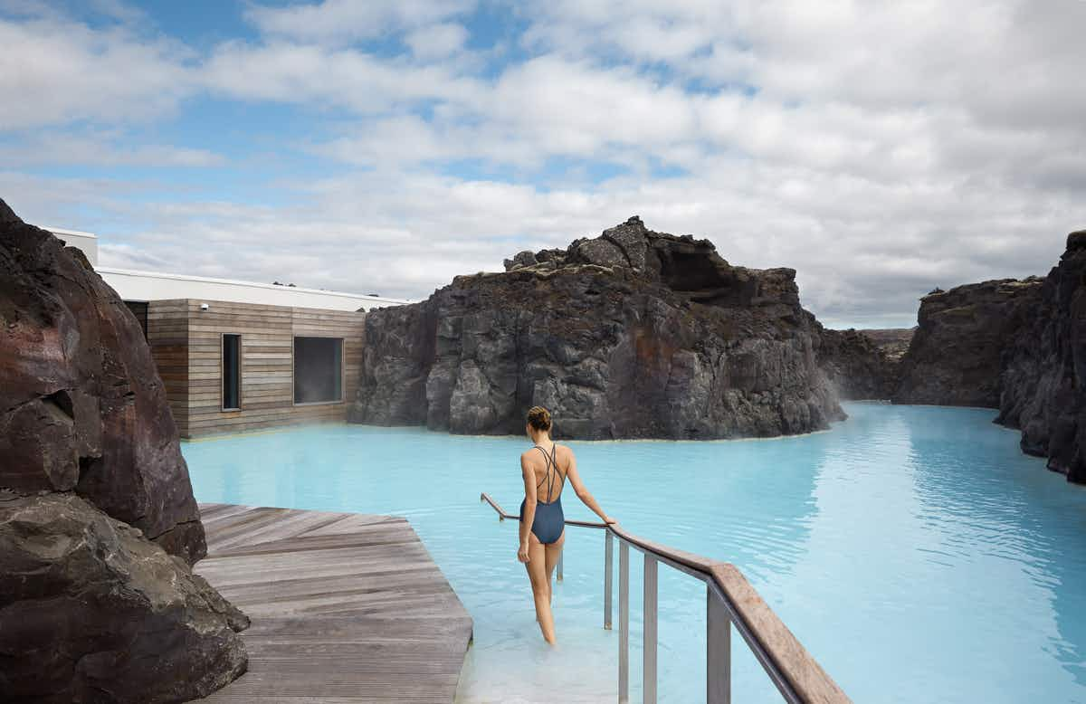 Peek inside a new hotel on Iceland's Blue Lagoon