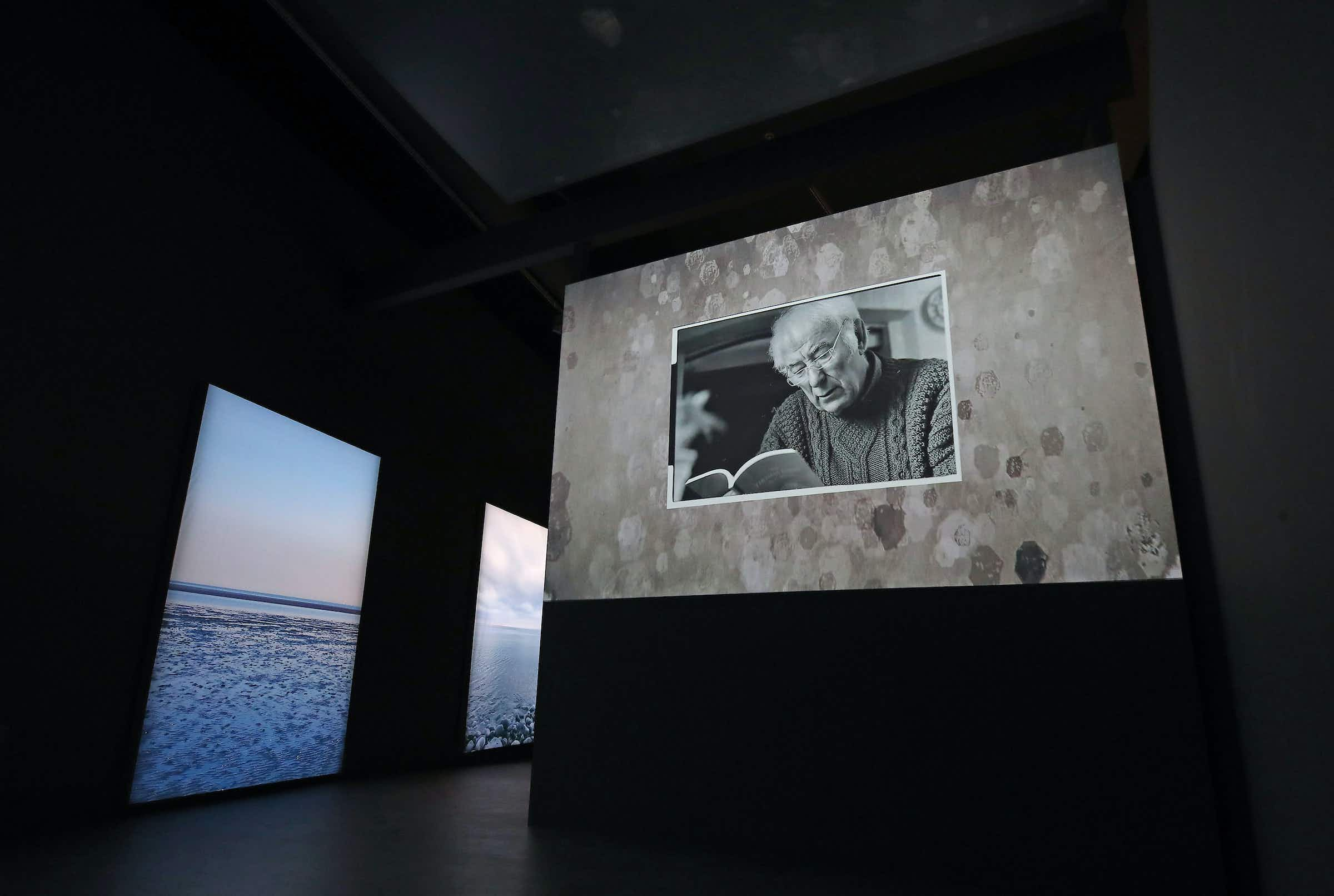 A new exhibition in Dublin celebrates the life and work of poet Seamus Heaney