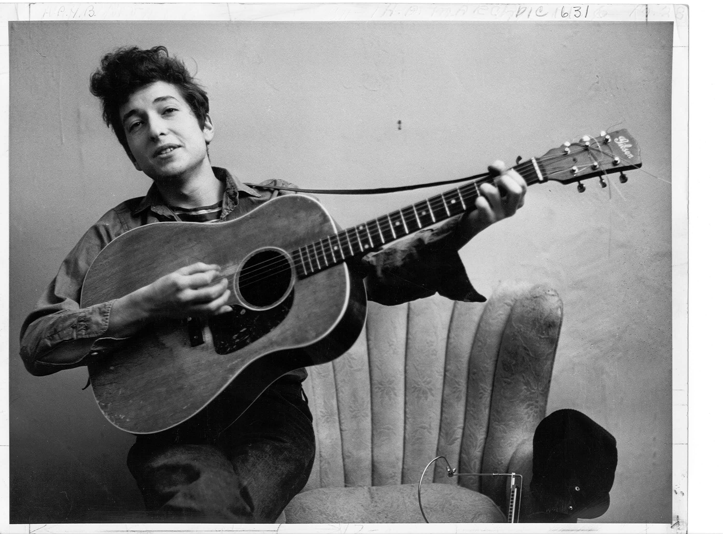 This town in America is getting its very own Bob Dylan center