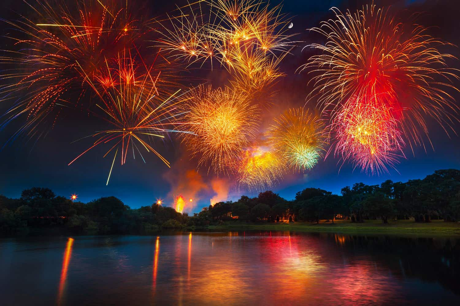 Why this Italian town is switching to silent fireworks