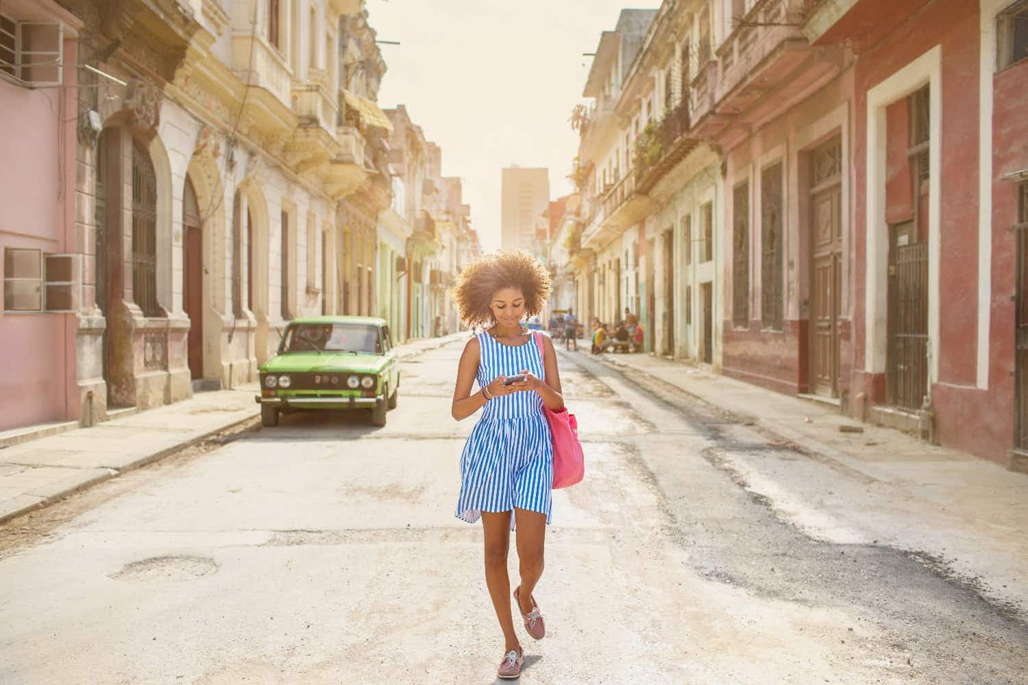 Cuba is the fastest-growing spot for solo female travellers