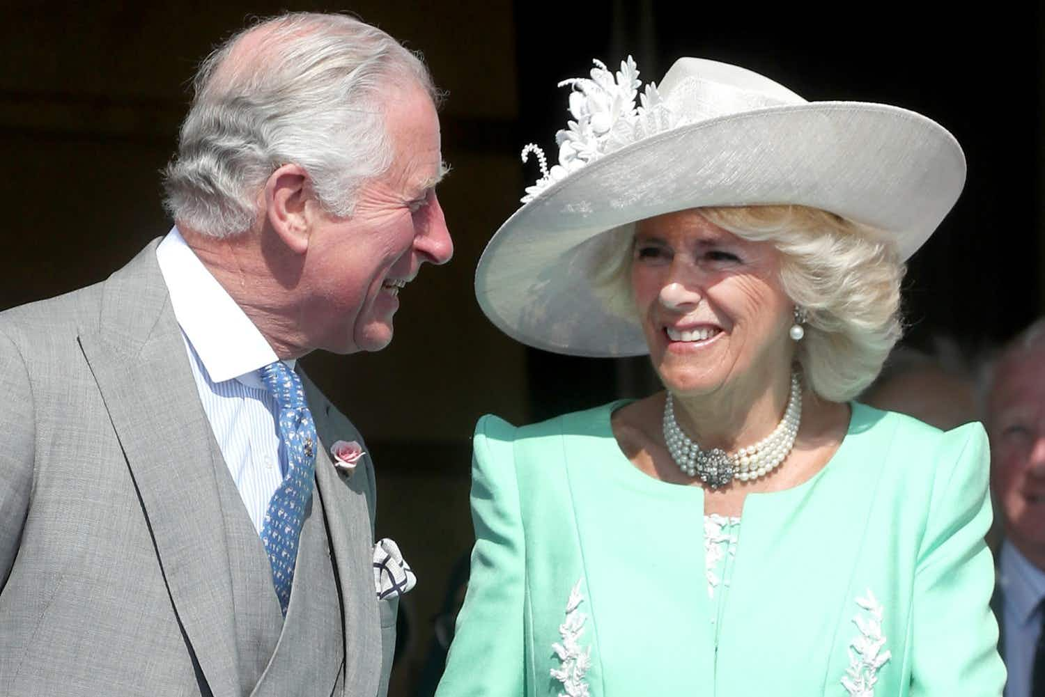 Fancy looking around the London home of Prince Charles and the Duchess of Cornwall?