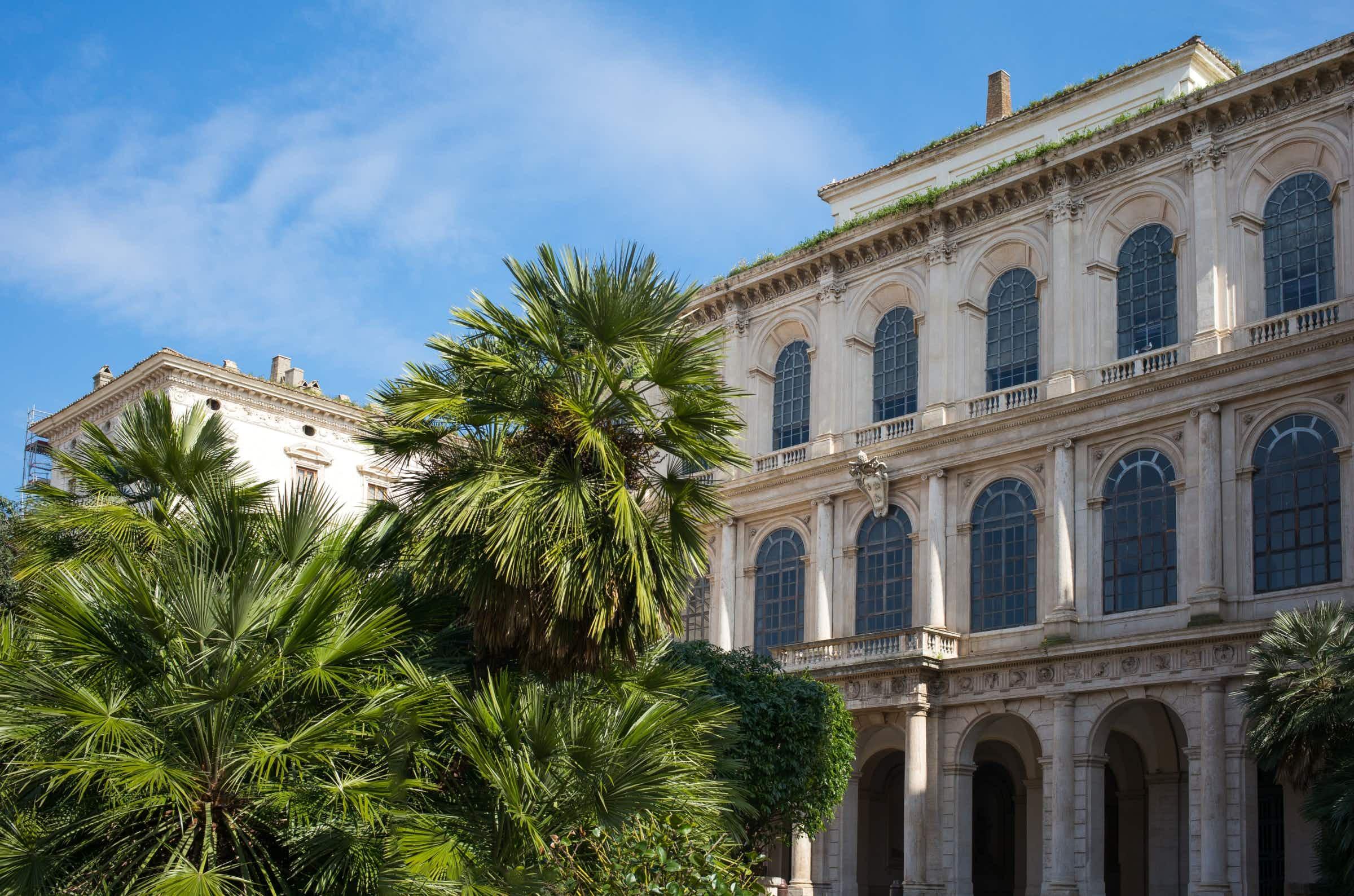 Rome's Palazzo Barberini opens 11 new rooms and Borromini staircase to public
