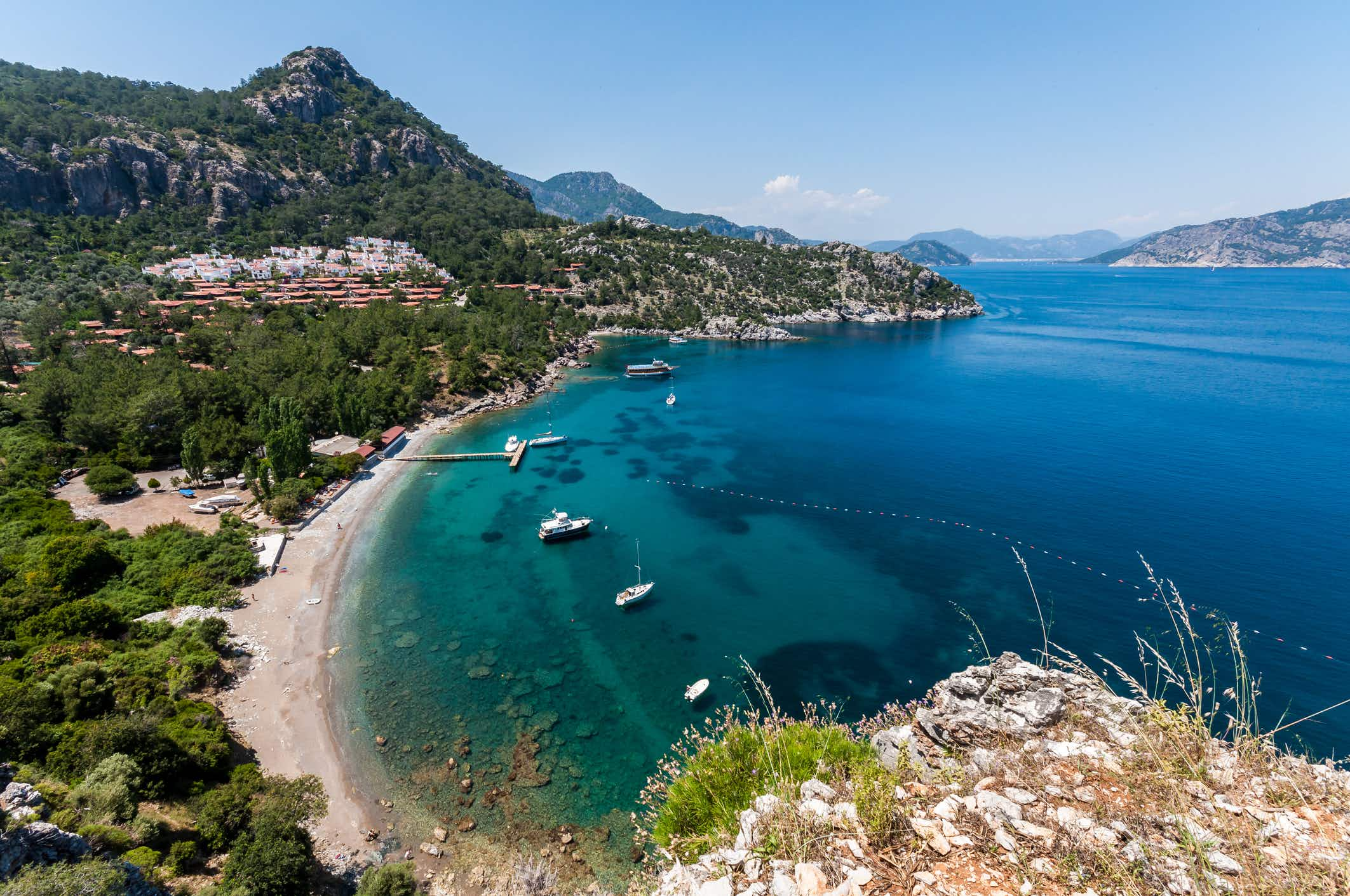 These are the cheapest European beach resorts for British travellers