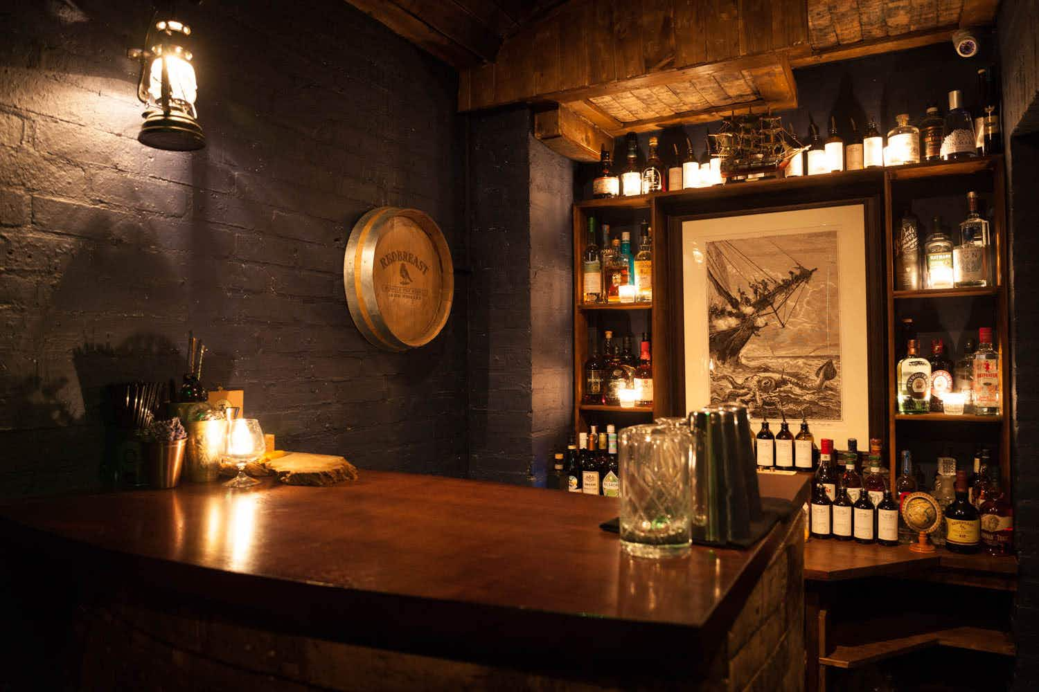 How to land yourself a seat in London's smallest bar