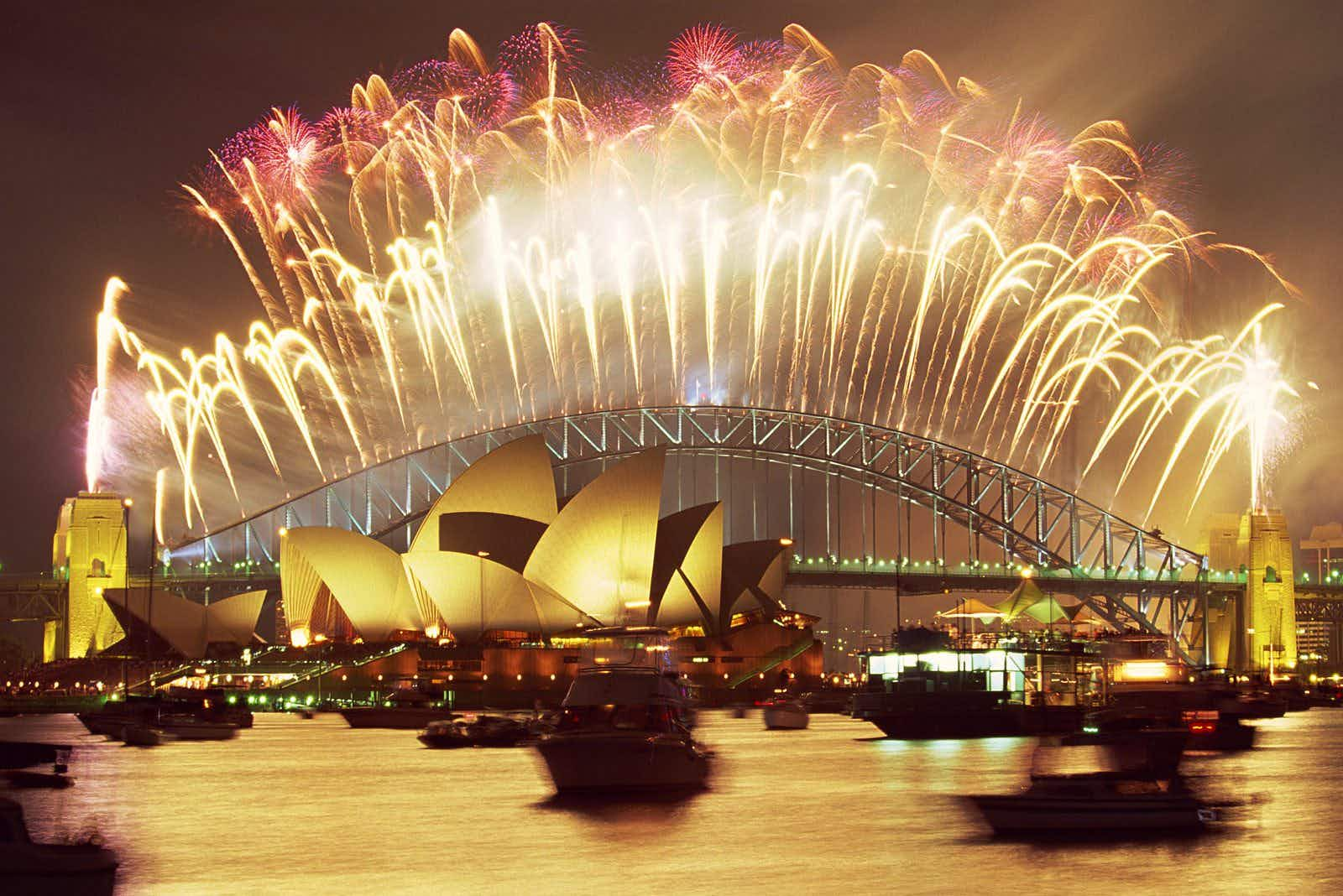 Ring in the New Year twice with this globe-trotting trip