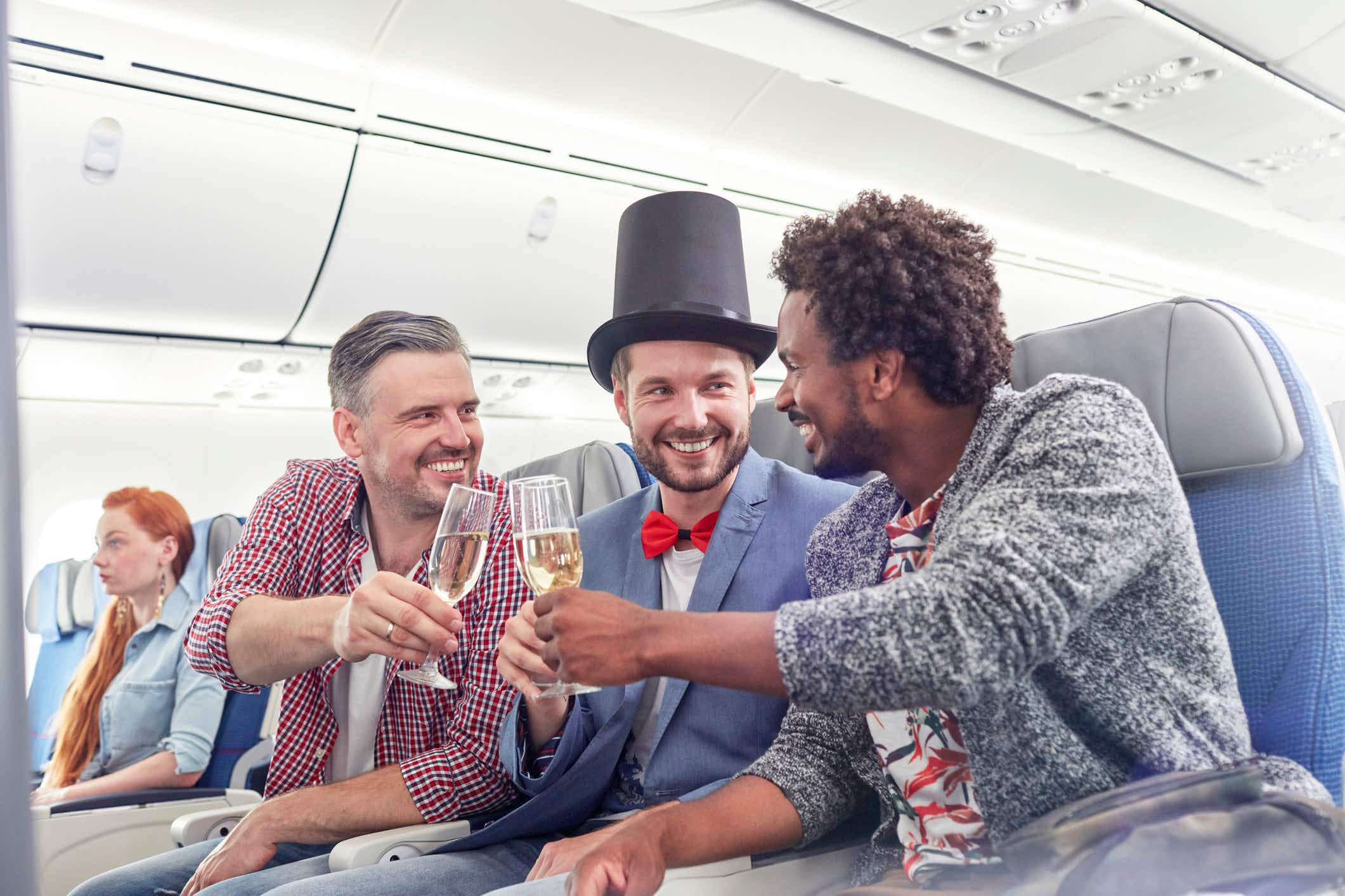Why getting too drunk on your flight could cost you up to £80,000