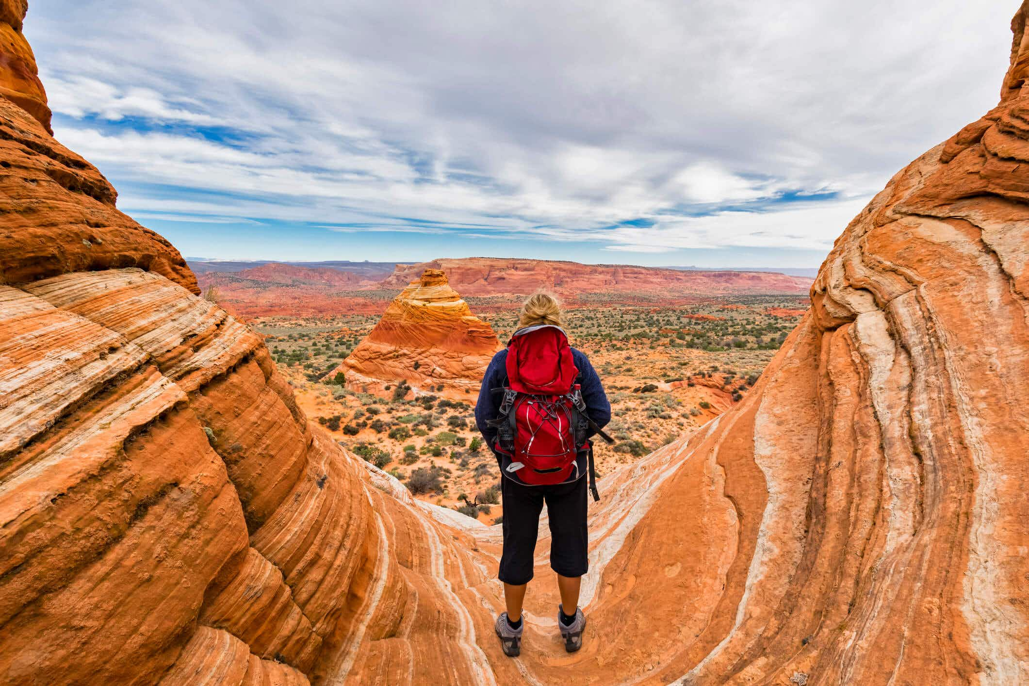 How backpacking improves your life even after you've come home