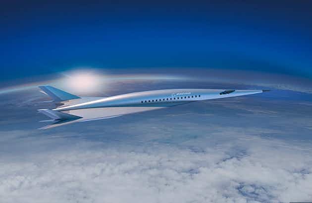 Could NYC to London be a possibility in under 2 hours?