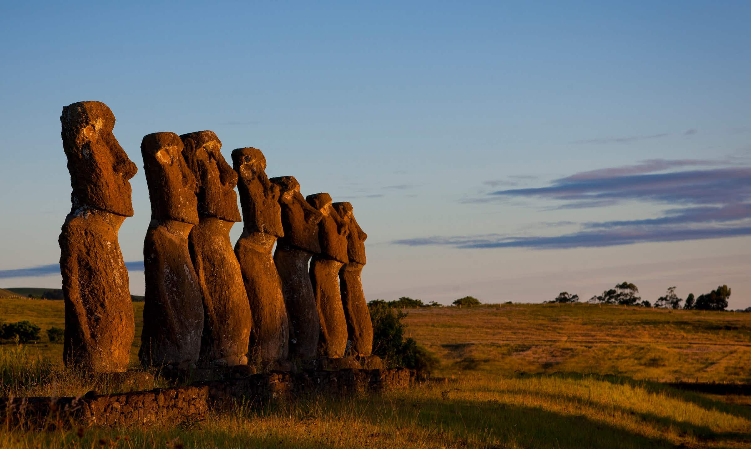 Easter Island is reducing the length of time you can stay on the island