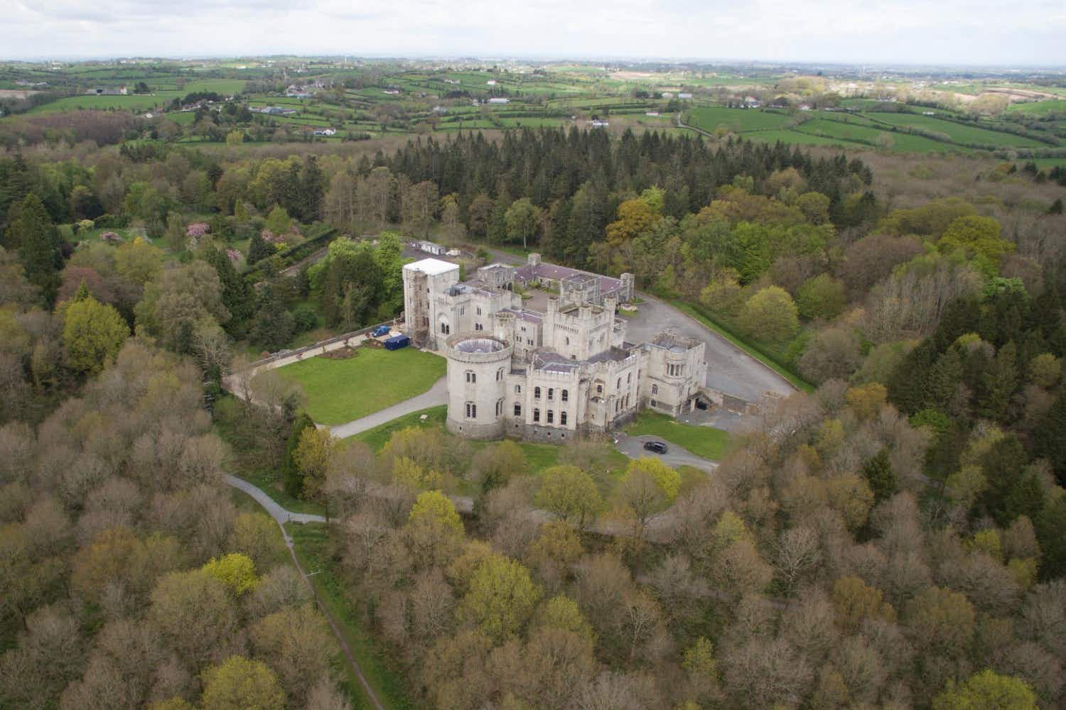 Buy part of the historic Irish castle featured in Game of Thrones