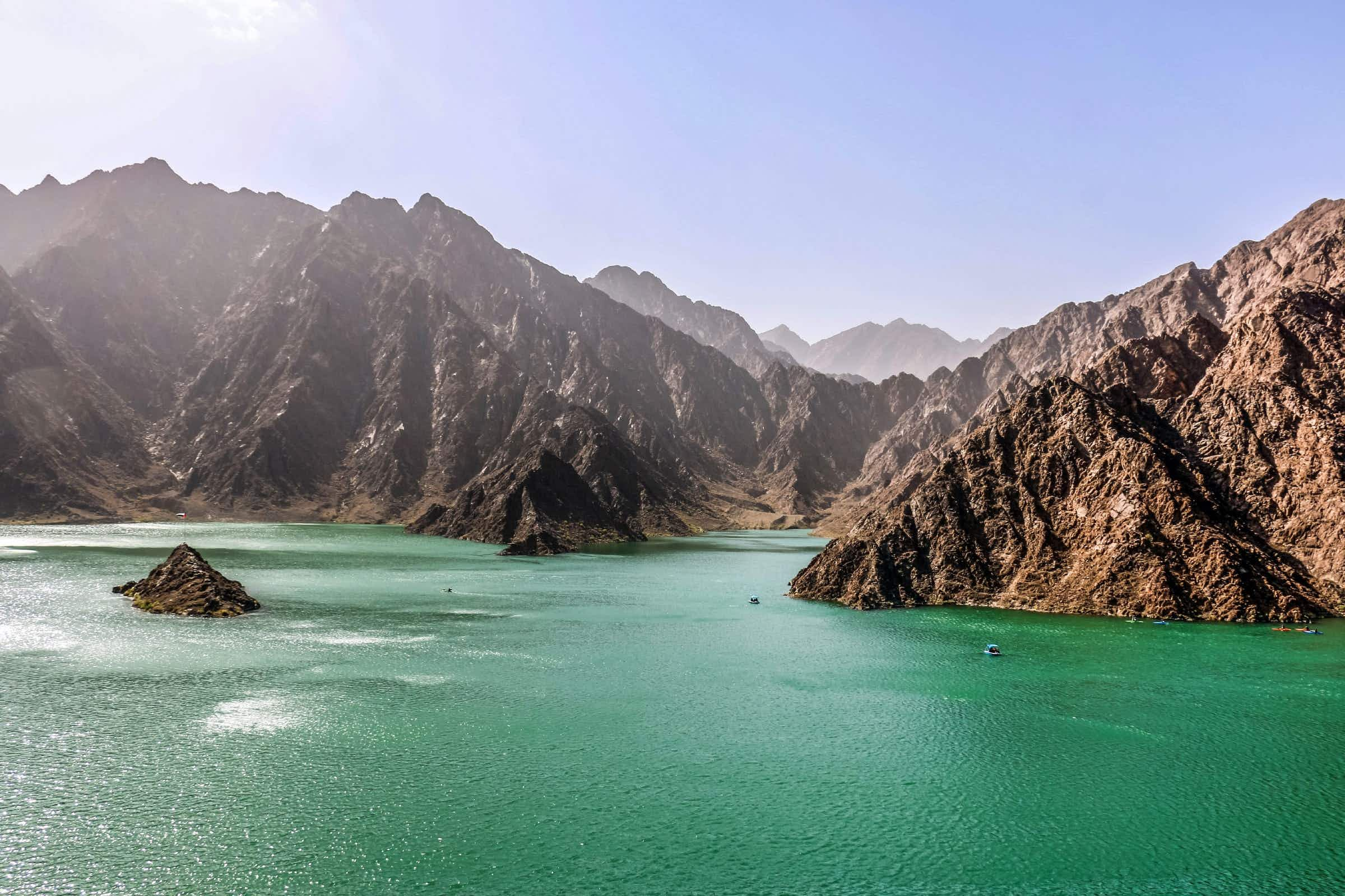 The UAE is turning mountainous spot into a new eco-tourism destination