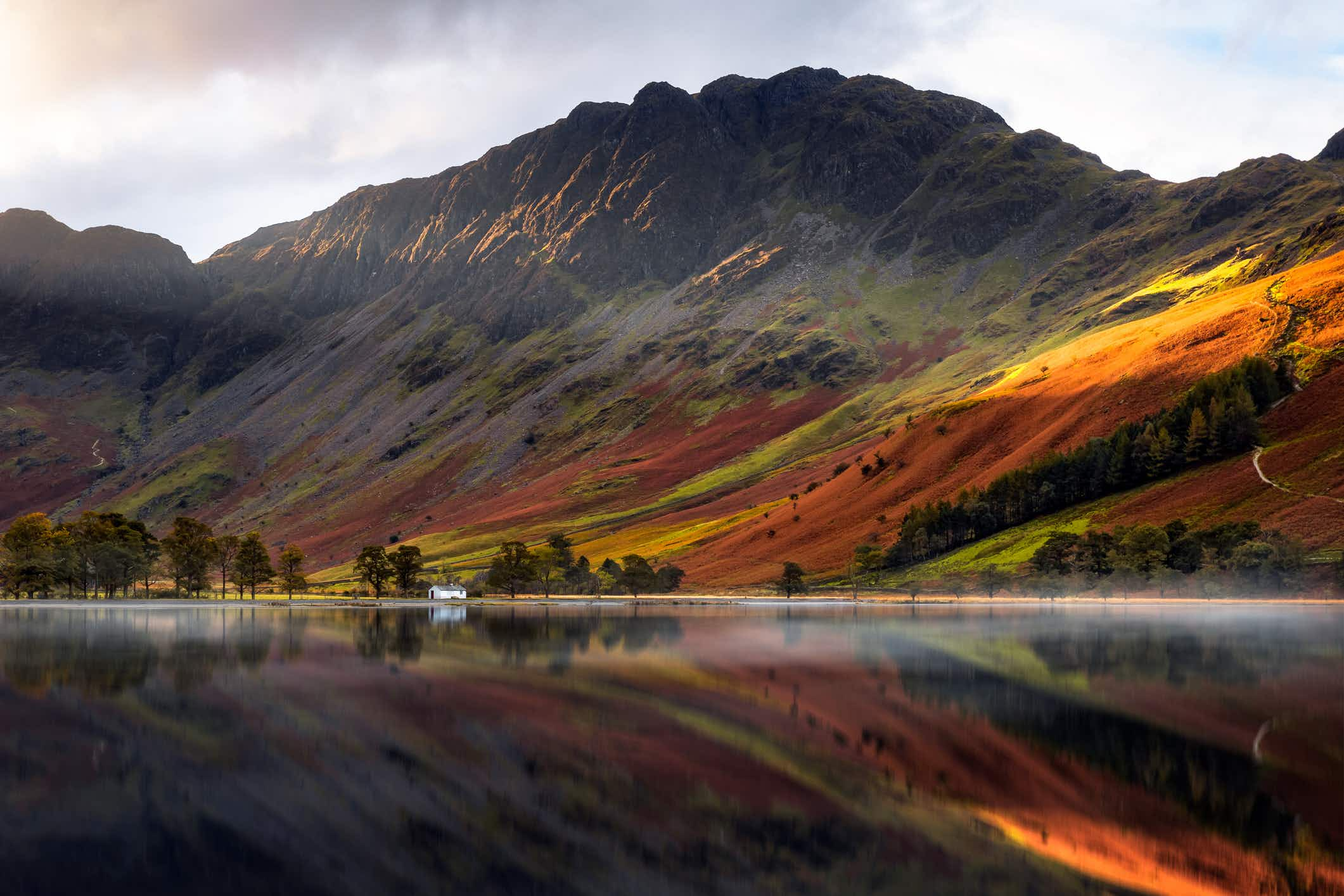 See the beauty of Britain's favourite national park