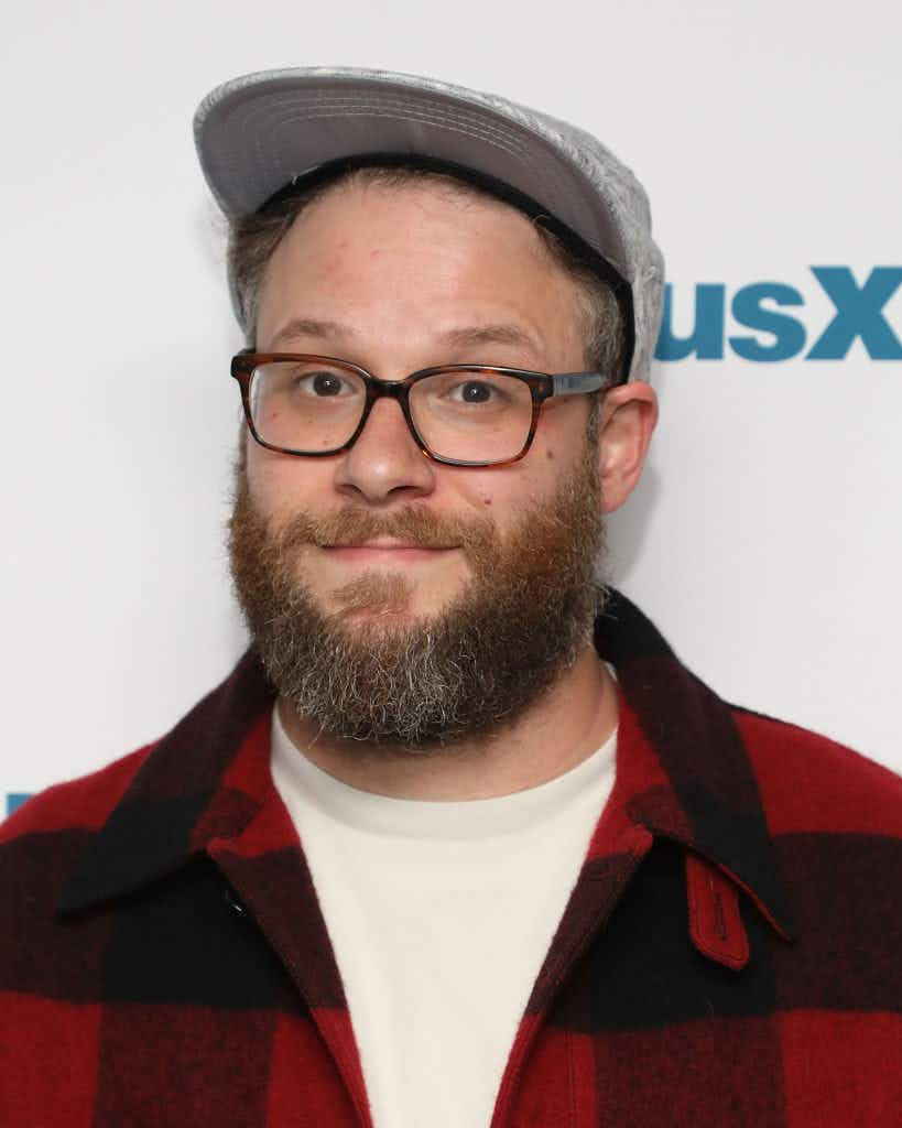 Seth Rogen is the new star of the Vancouver public transport system