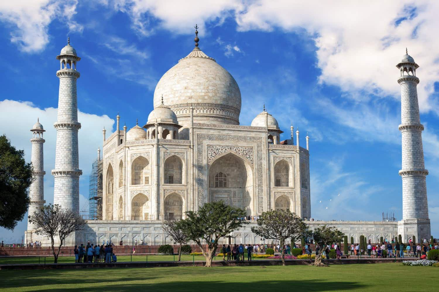 Why India has been ordered to save the Taj Mahal