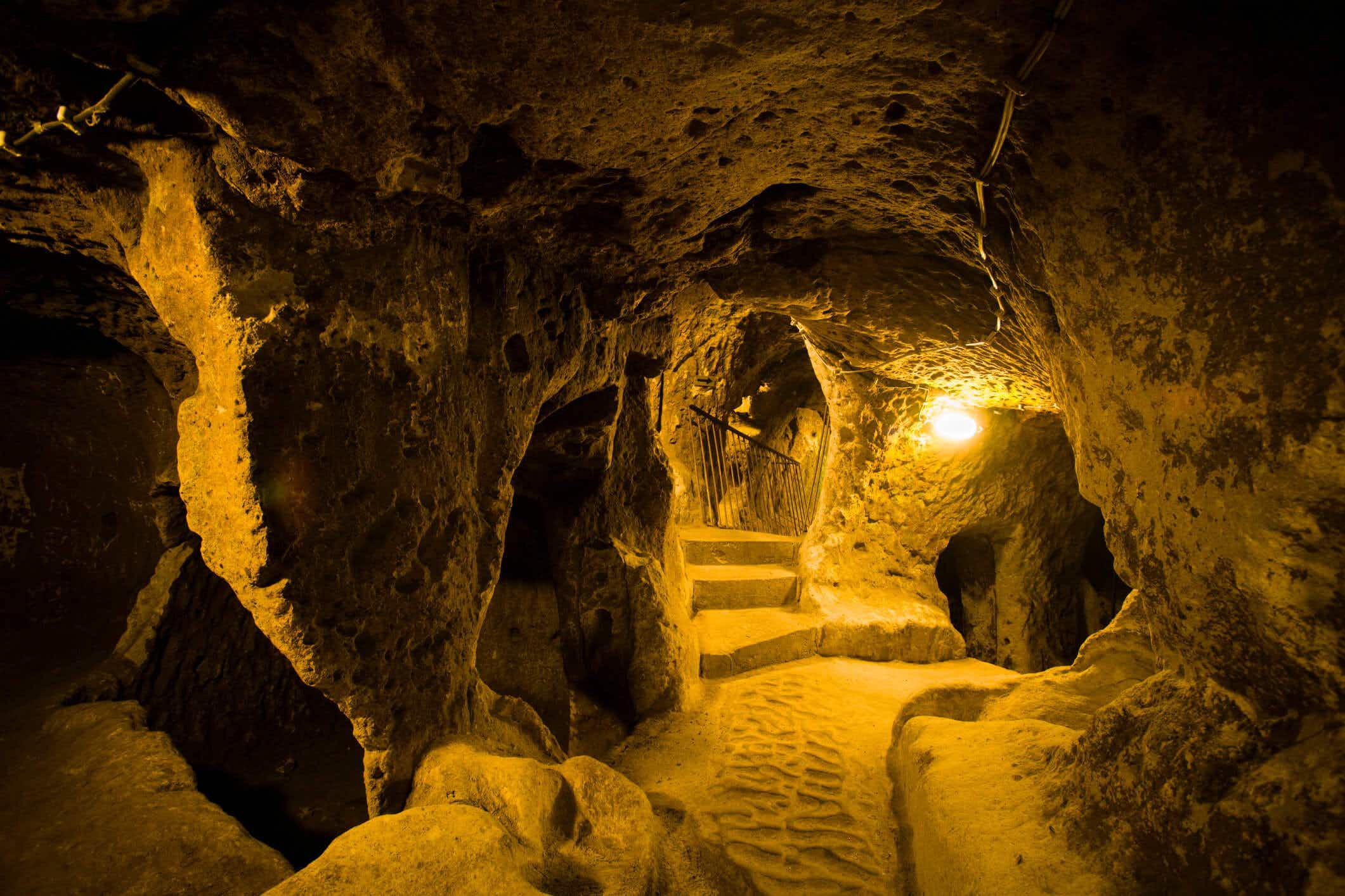 Turkey is opening up more underground cities in Kırşehir