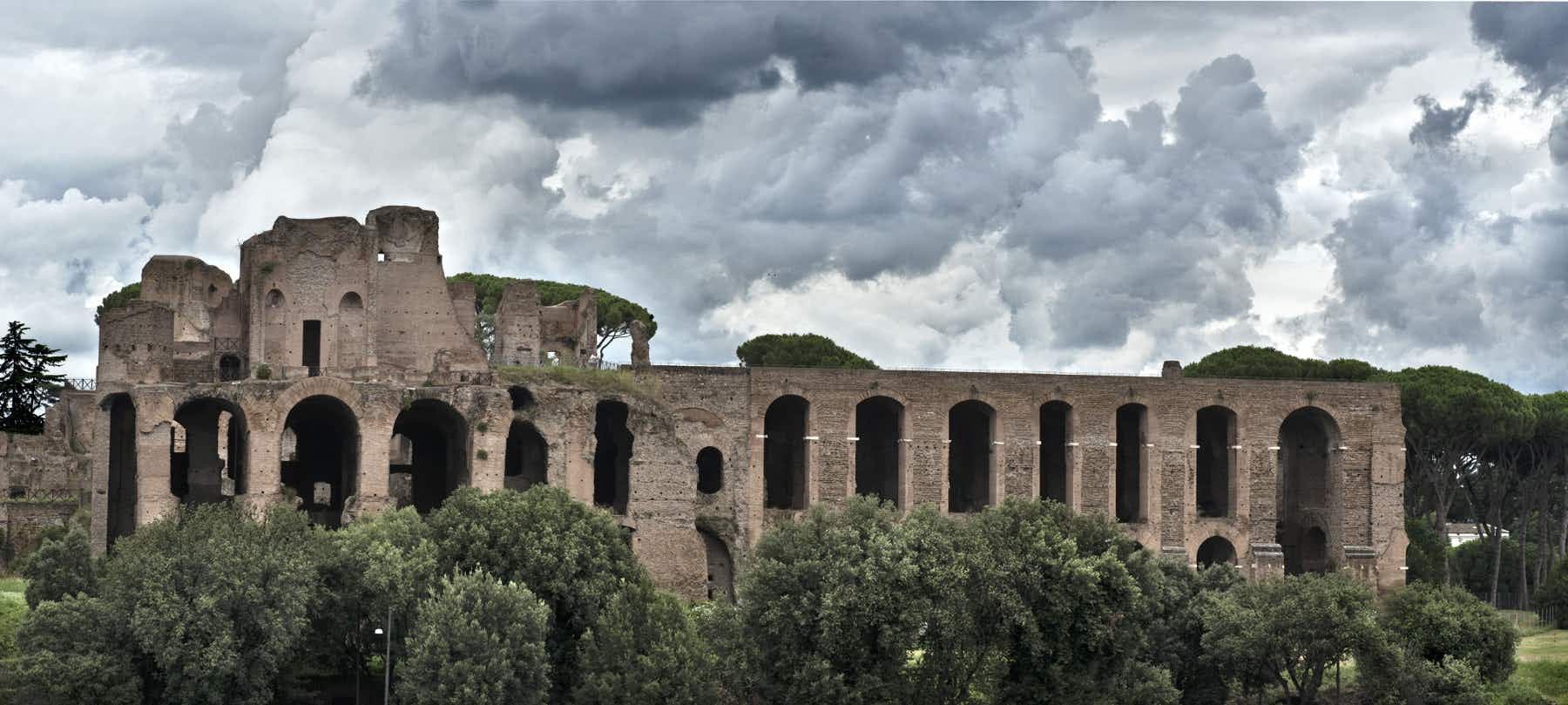 After nearly two decades, Rome's Palatine Hill reopens ancient walkway