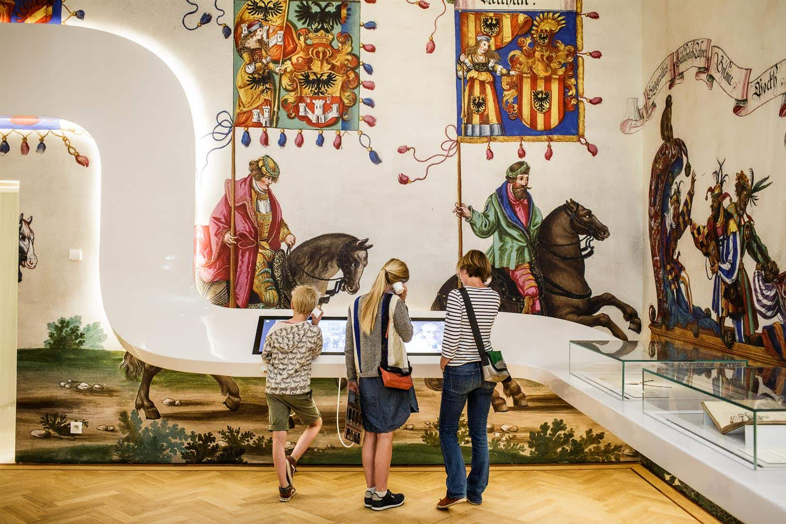 Explore Renaissance life at this newly opened Belgian museum