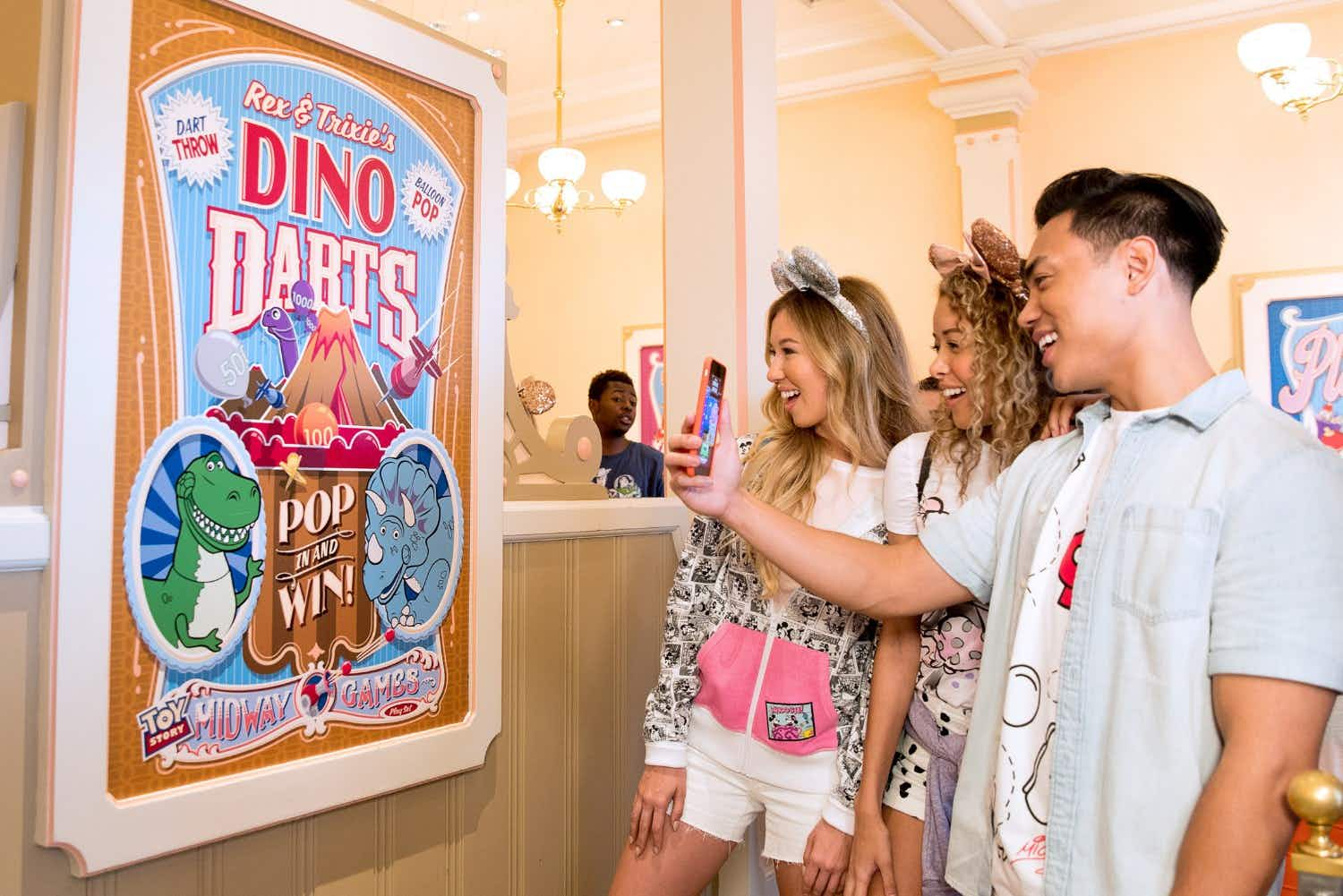 Disney's new app's interactive games will take the pain out of queuing for rides