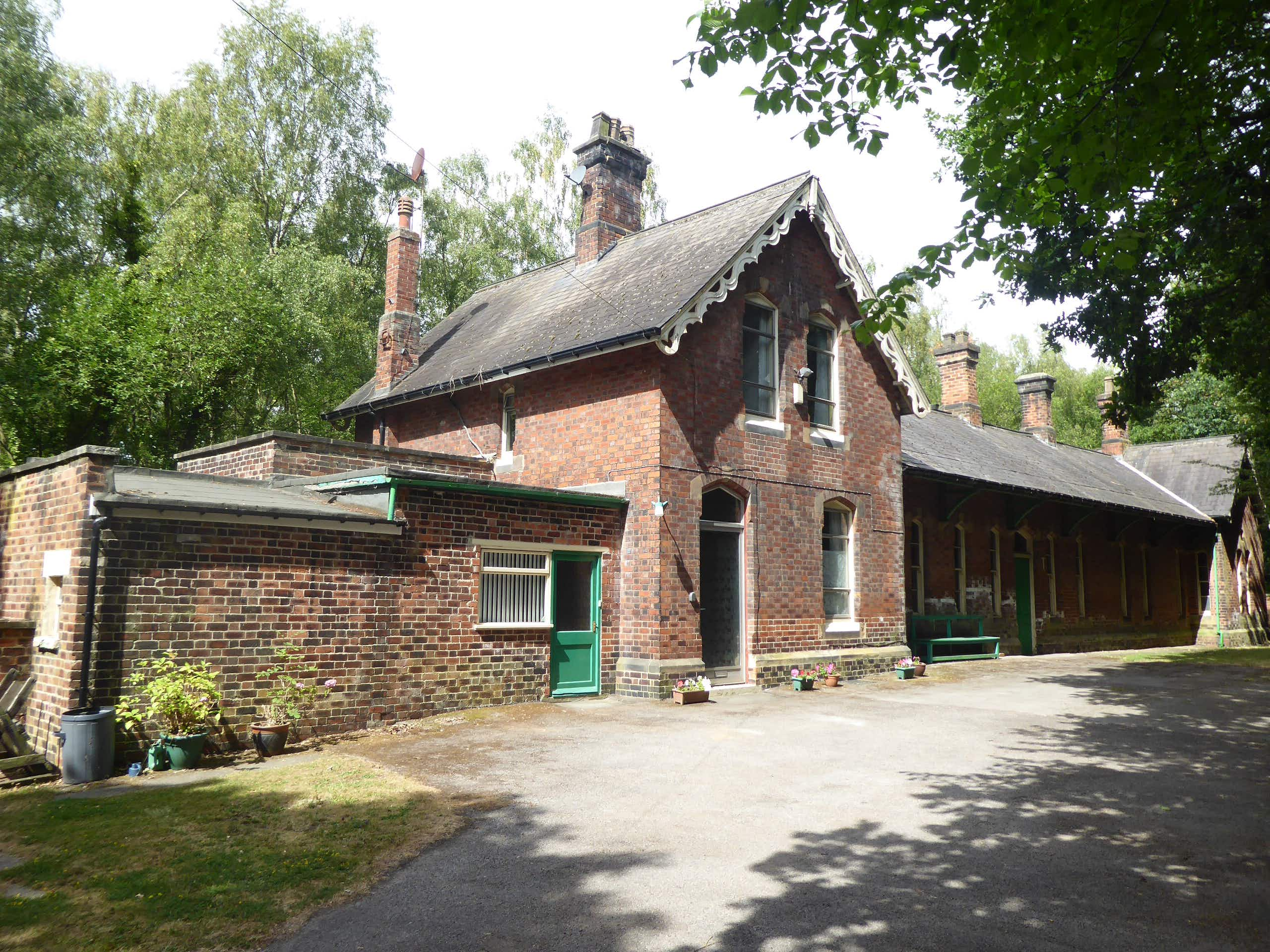 Is a Victorian train station in Sheffield the ultimate holiday home?