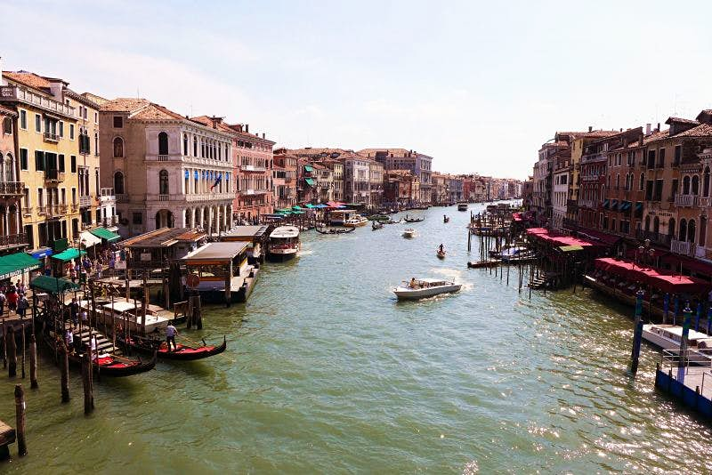 Visitors to Venice are set to be charged a fee from next summer