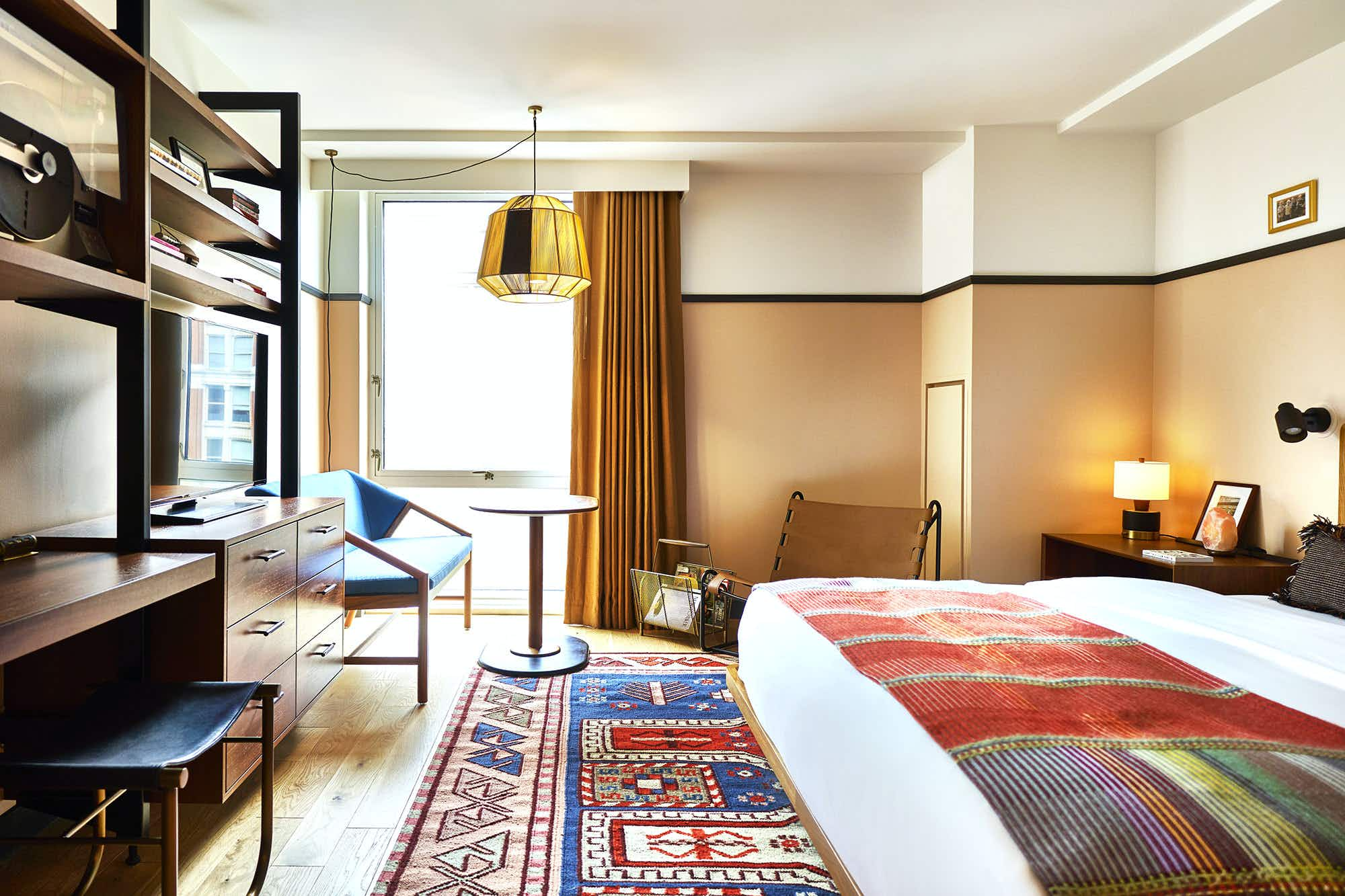 The world's first activist hotel is open for business in Washington DC