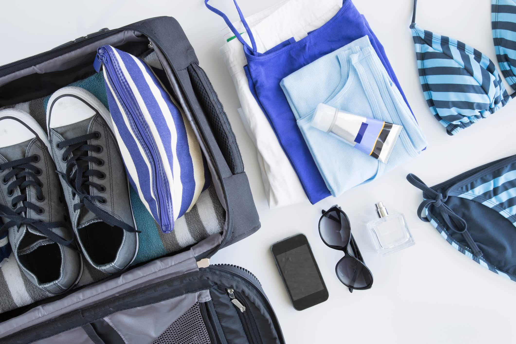 Add these seven things to your suitcase to make holiday packing a dream