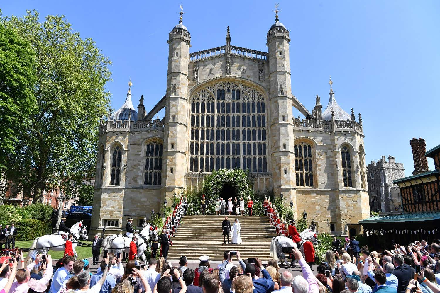 Harry and Meghan have made this spot the most popular summer destination in the UK