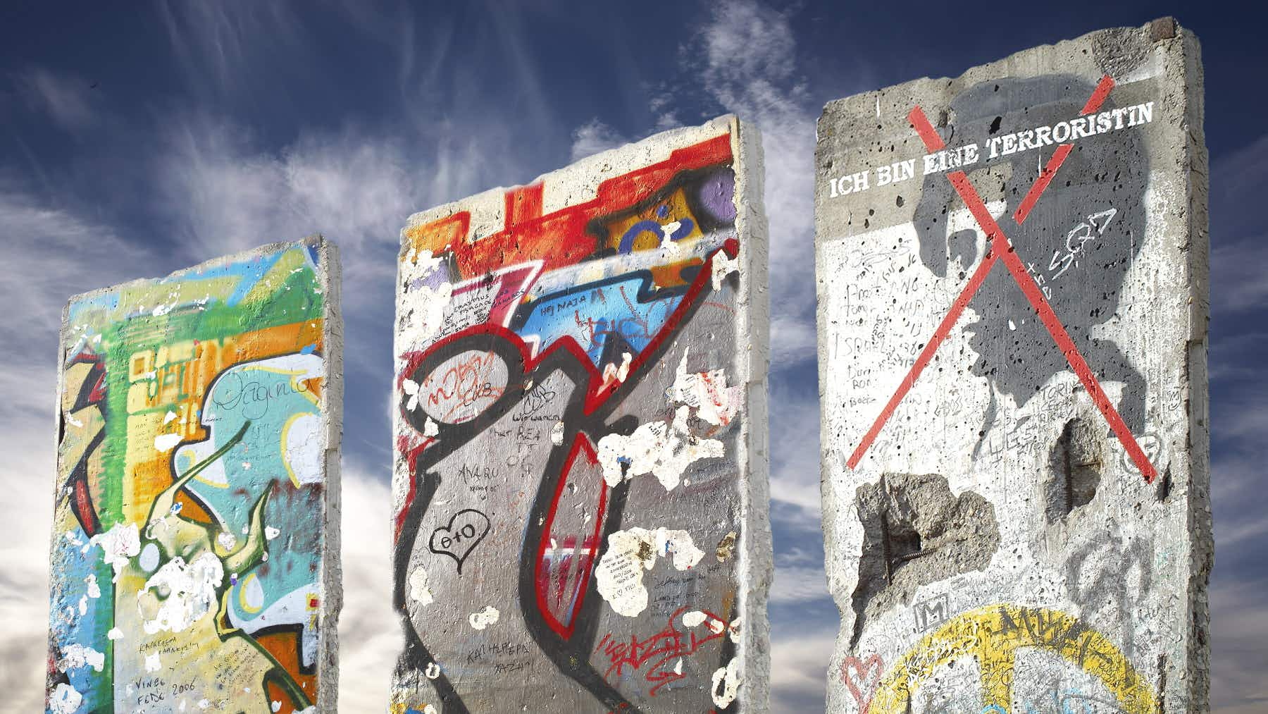 The Berlin Wall might be returning for one month only