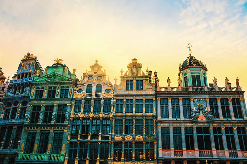 Travel News - Grand Place in Brussels, Belgium