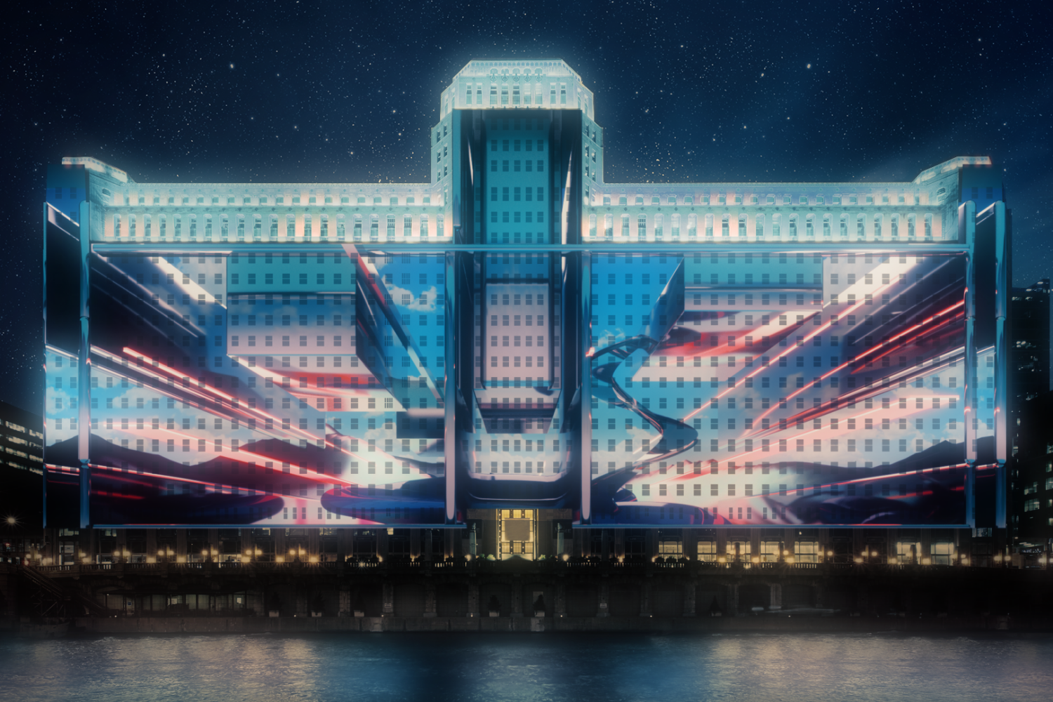 The largest digital art projection in the world is coming to Chicago