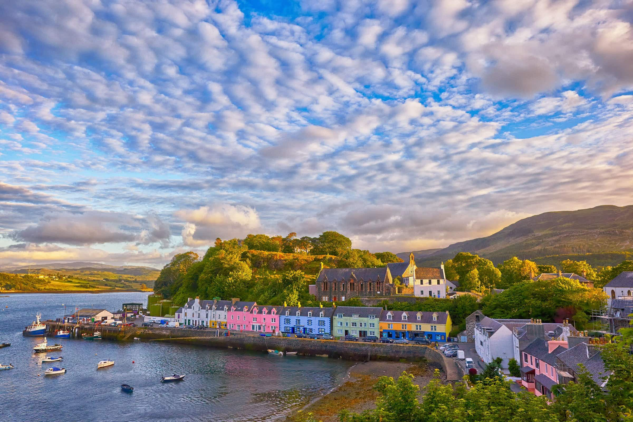 New Hebridean Whisky Trail offers a chance to explore Scotland's remote islands