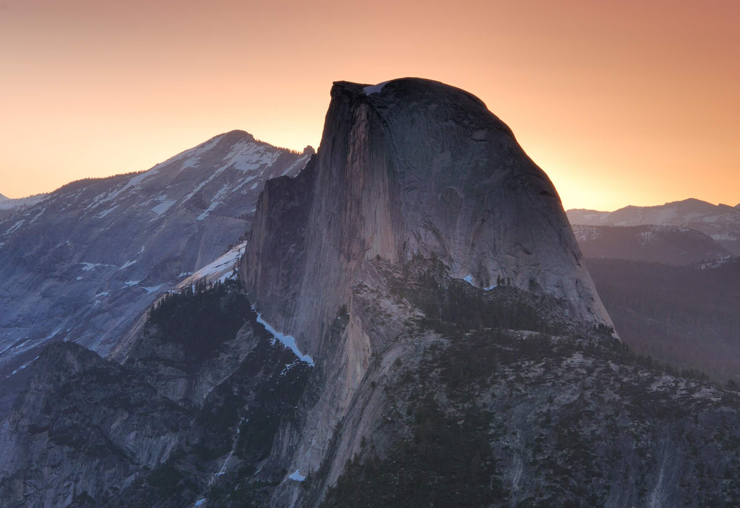 Part of California's famous Yosemite National Park reopens after wildfires
