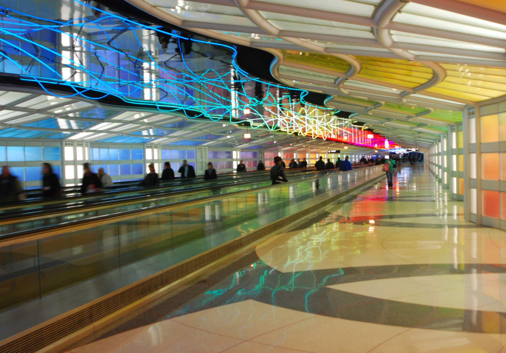 These are the airports in the world with the most connections