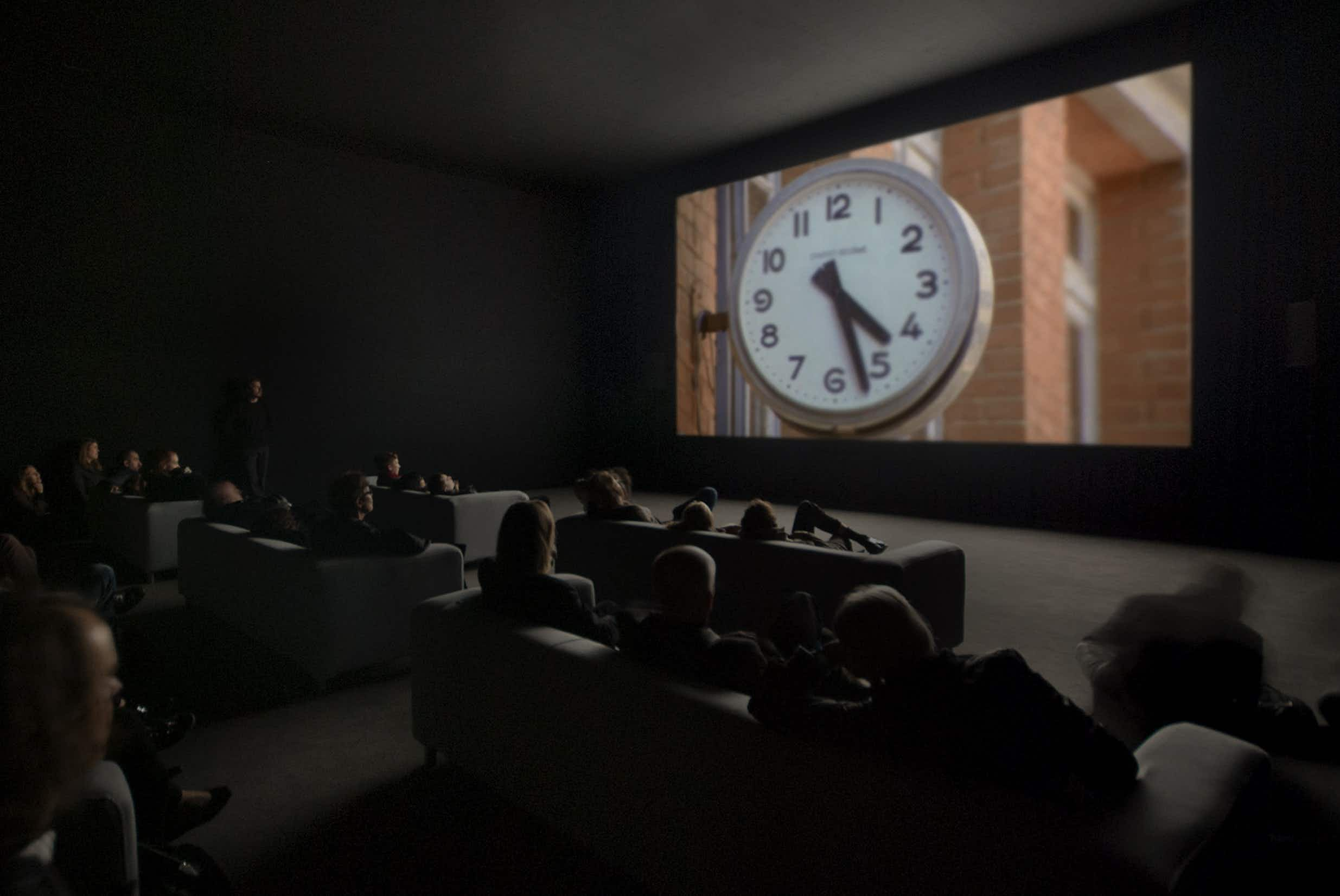 Spend 24 hours watching a hypnotic video installation at London's Tate Modern
