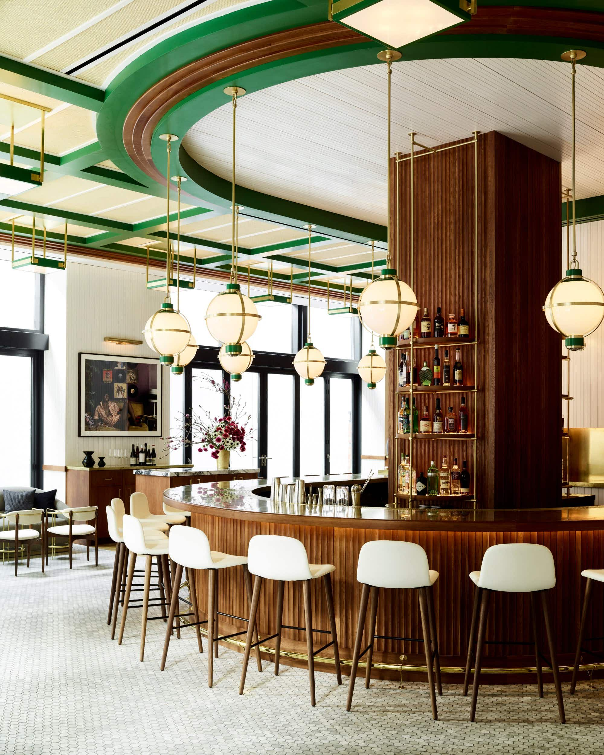 Get your disco on as you dine at NYC's revamped Legacy Records