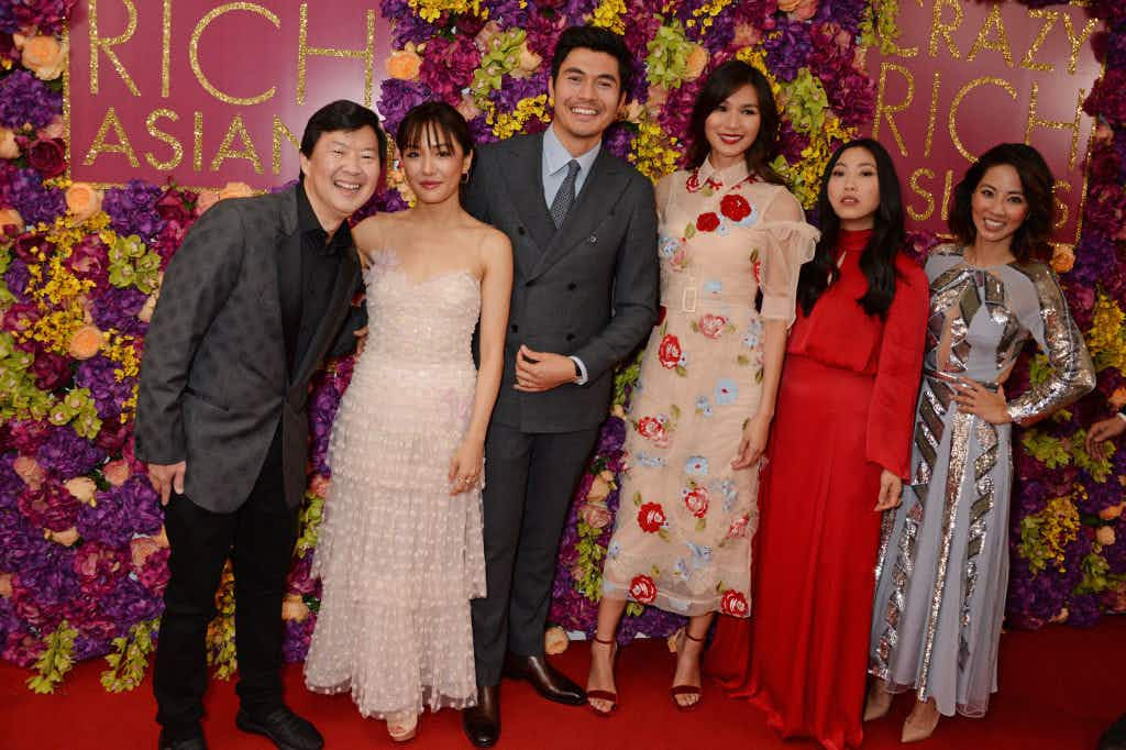 Crazy Rich Asians to get a sequel...and it might be set in Shanghai