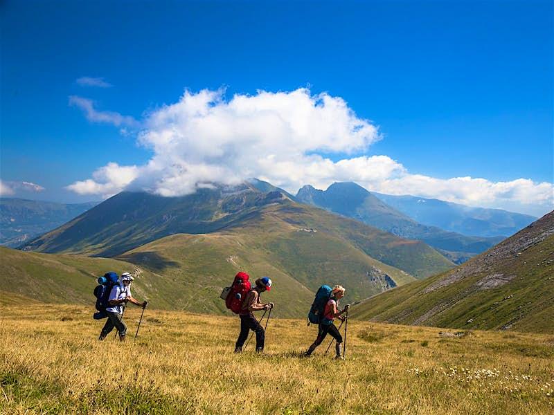 Hike through Albania, Kosovo and Macedonia on a new long-distance trail
